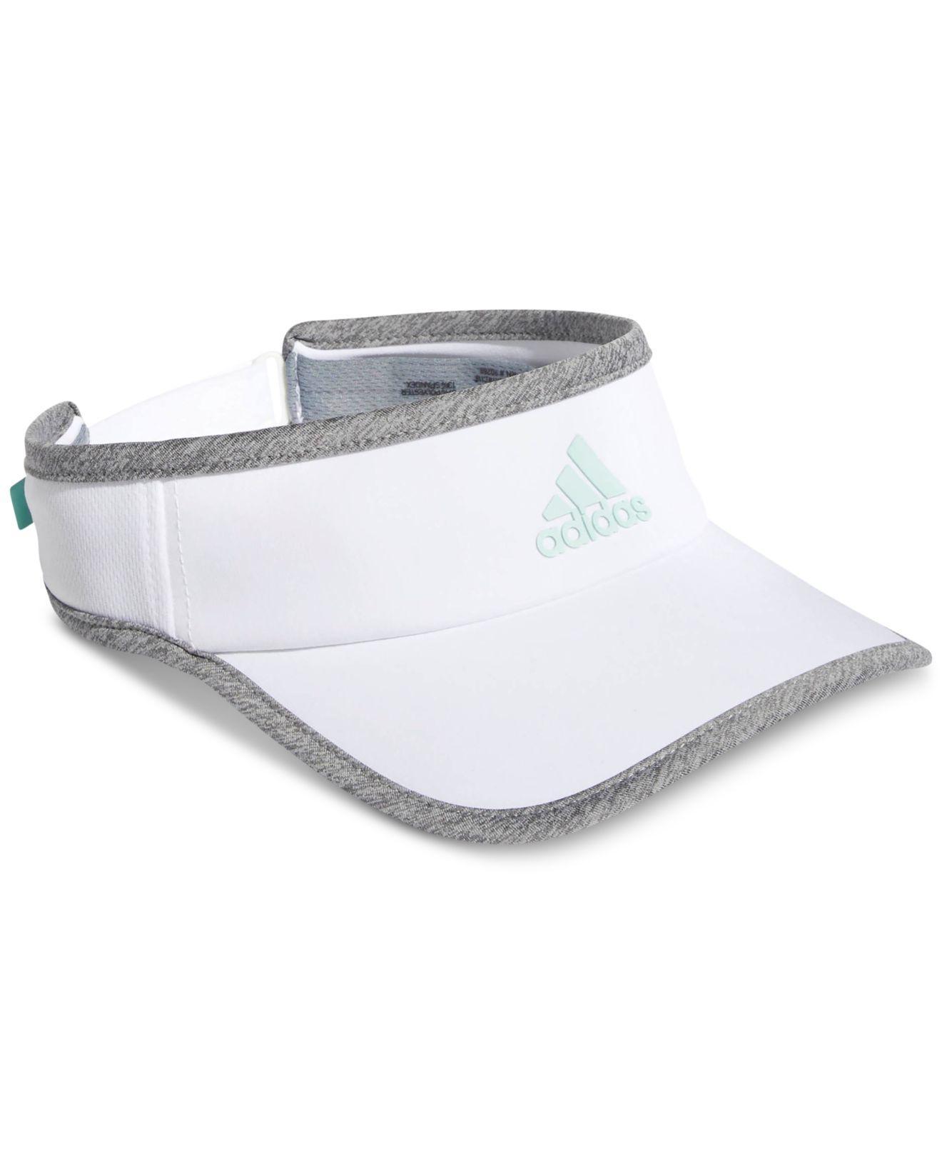 0db5f7a2fda Lyst - adidas Superlite Visor in White
