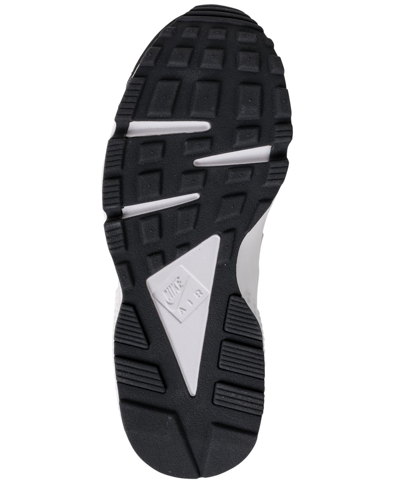 differently 0d430 b6ab5 ... Huarache Run Running Sneakers From Finish Line - Lyst. View fullscreen