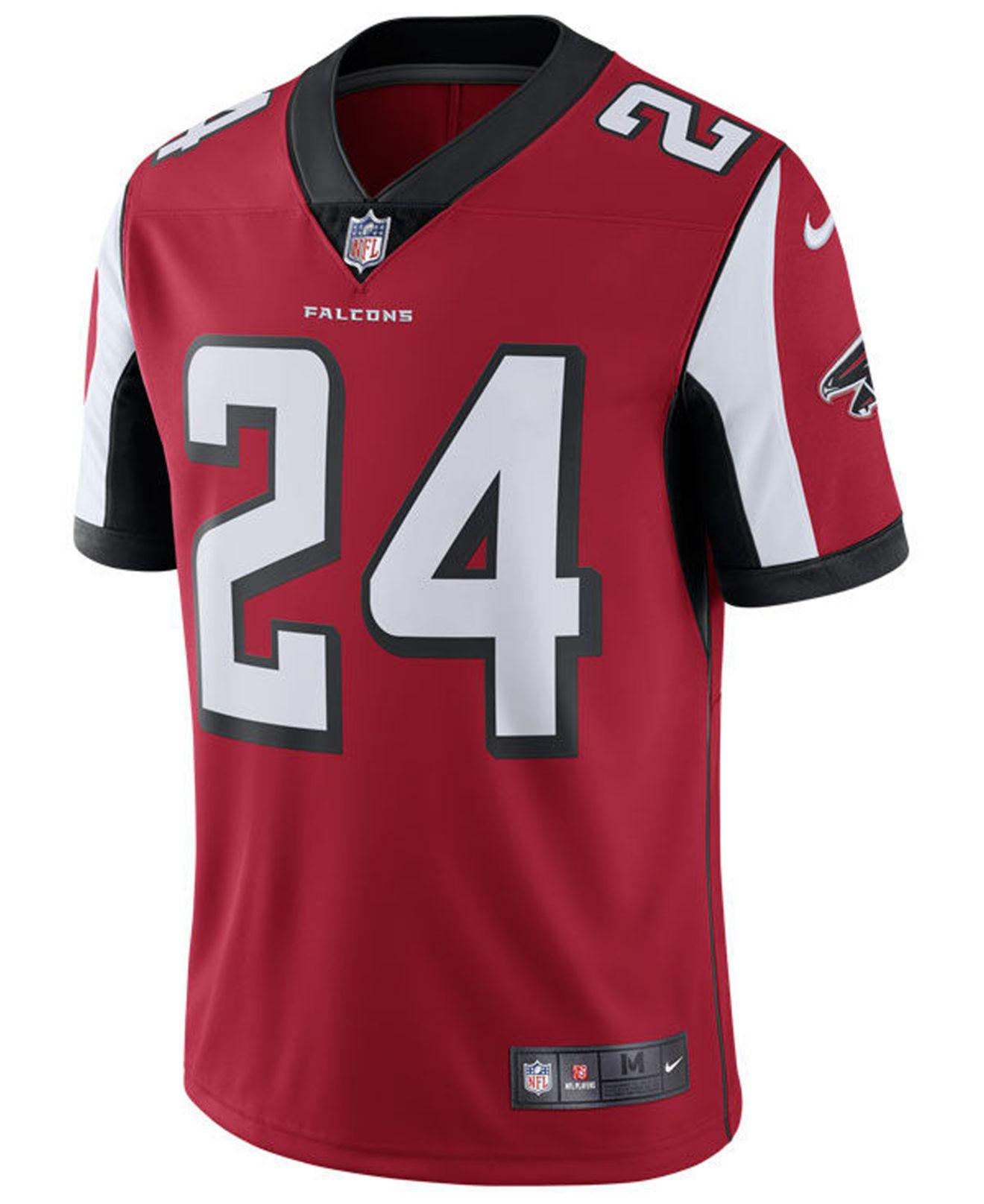 Lyst - Nike Devonta Freeman Atlanta Falcons Vapor Untouchable Limited Jersey  in Red for Men 8b8151410