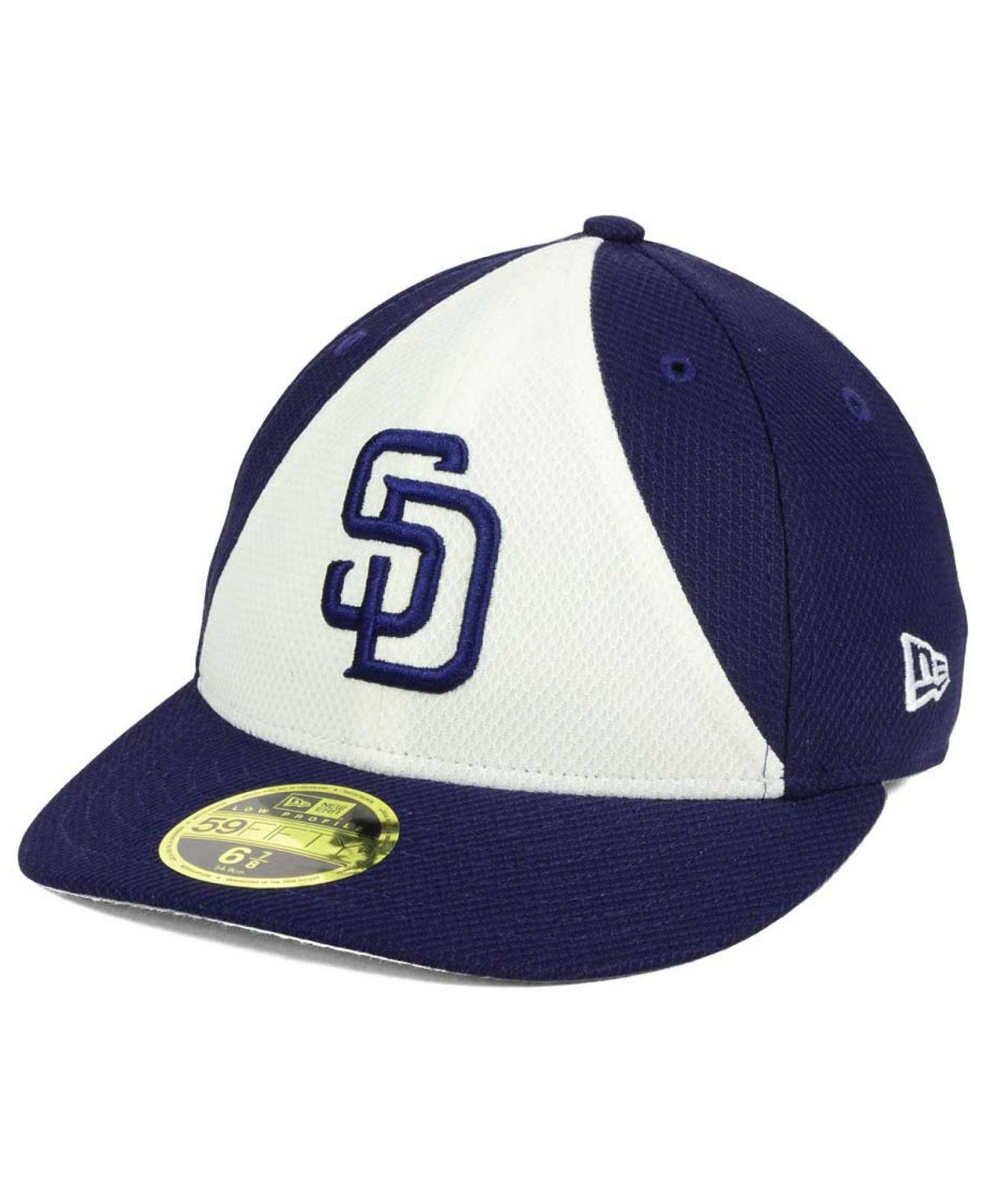 reputable site 4b2cd cd61f ... coupon code for lyst ktz batting practice diamond era low profile 59fifty  cap in f161b 49216