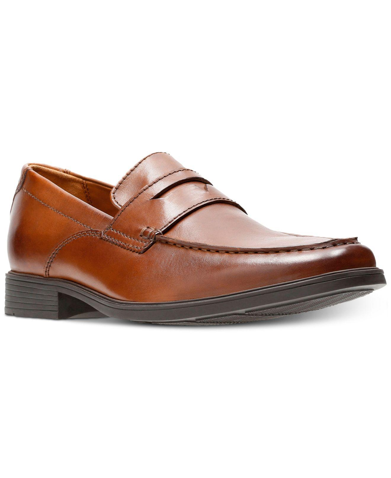 cheap official site original cheap price Men's Clarks Tilden Way Slip On Penny Loafers BPeMY