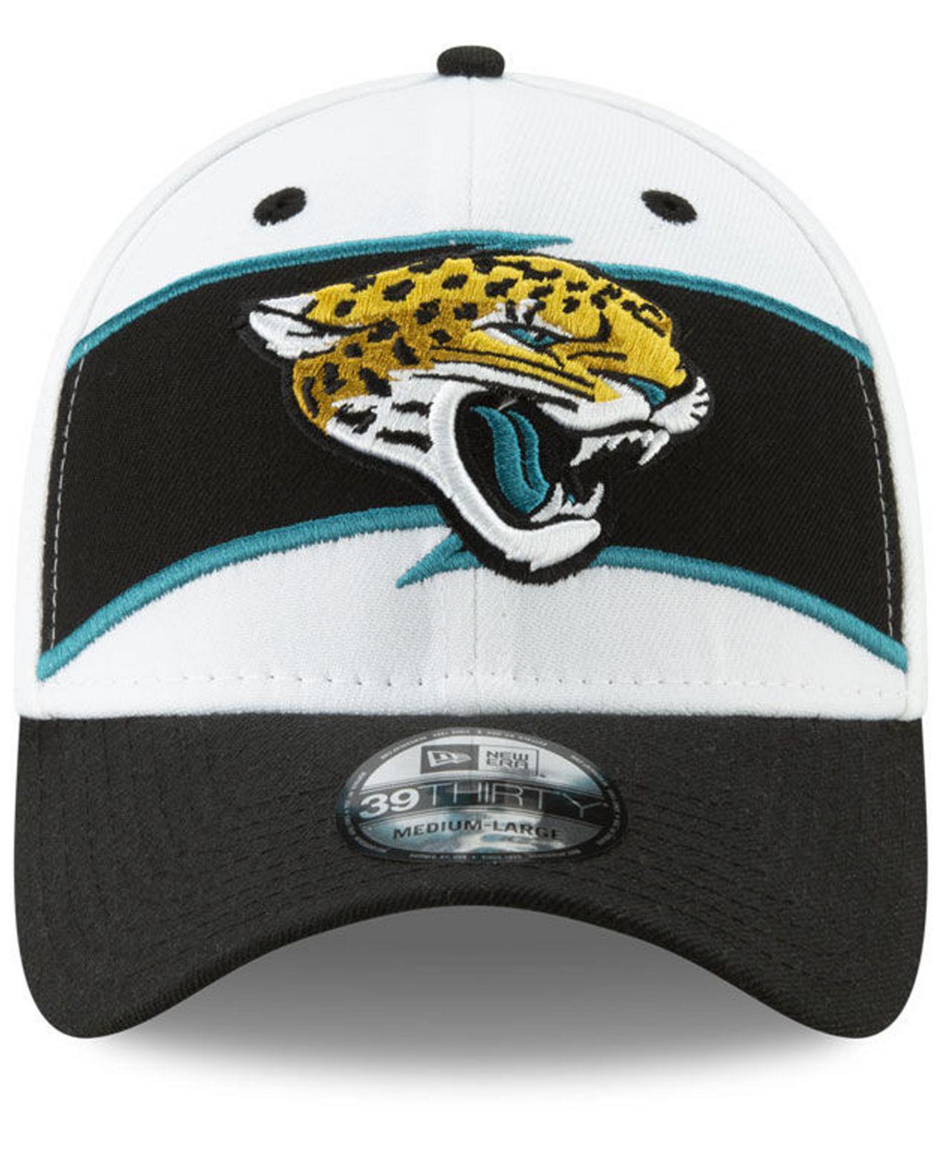 Lyst - Ktz Jacksonville Jaguars Thanksgiving 39thirty Cap in Black for Men 391e760c6