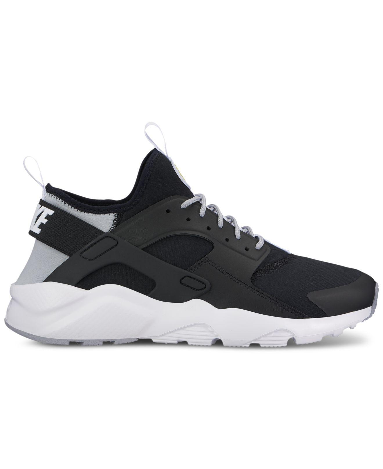 d8376959e22e Lyst - Nike Men s Air Huarache Run Ultra Running Sneakers From ...