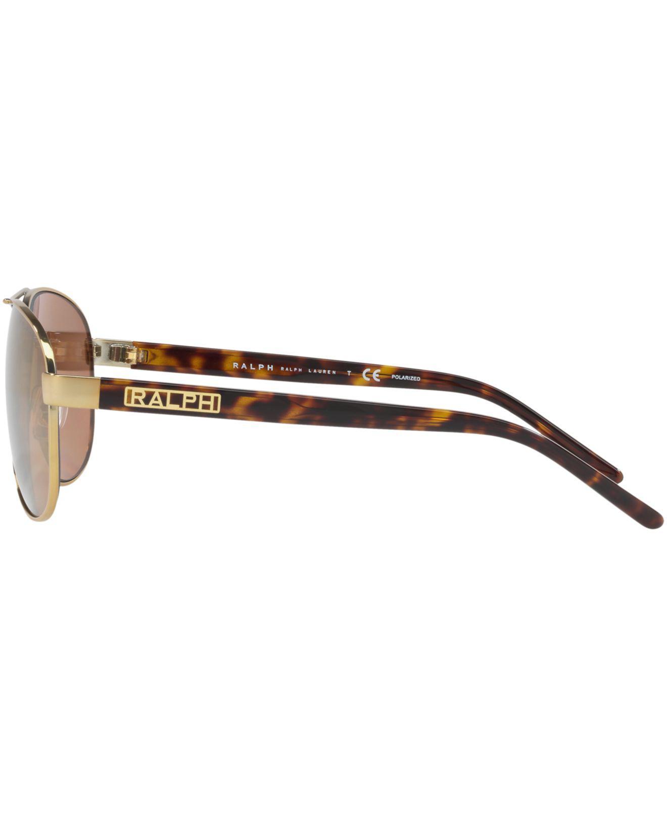 9a853a2996 Lyst - Ralph Lauren Ralph Polarized Sunglasses