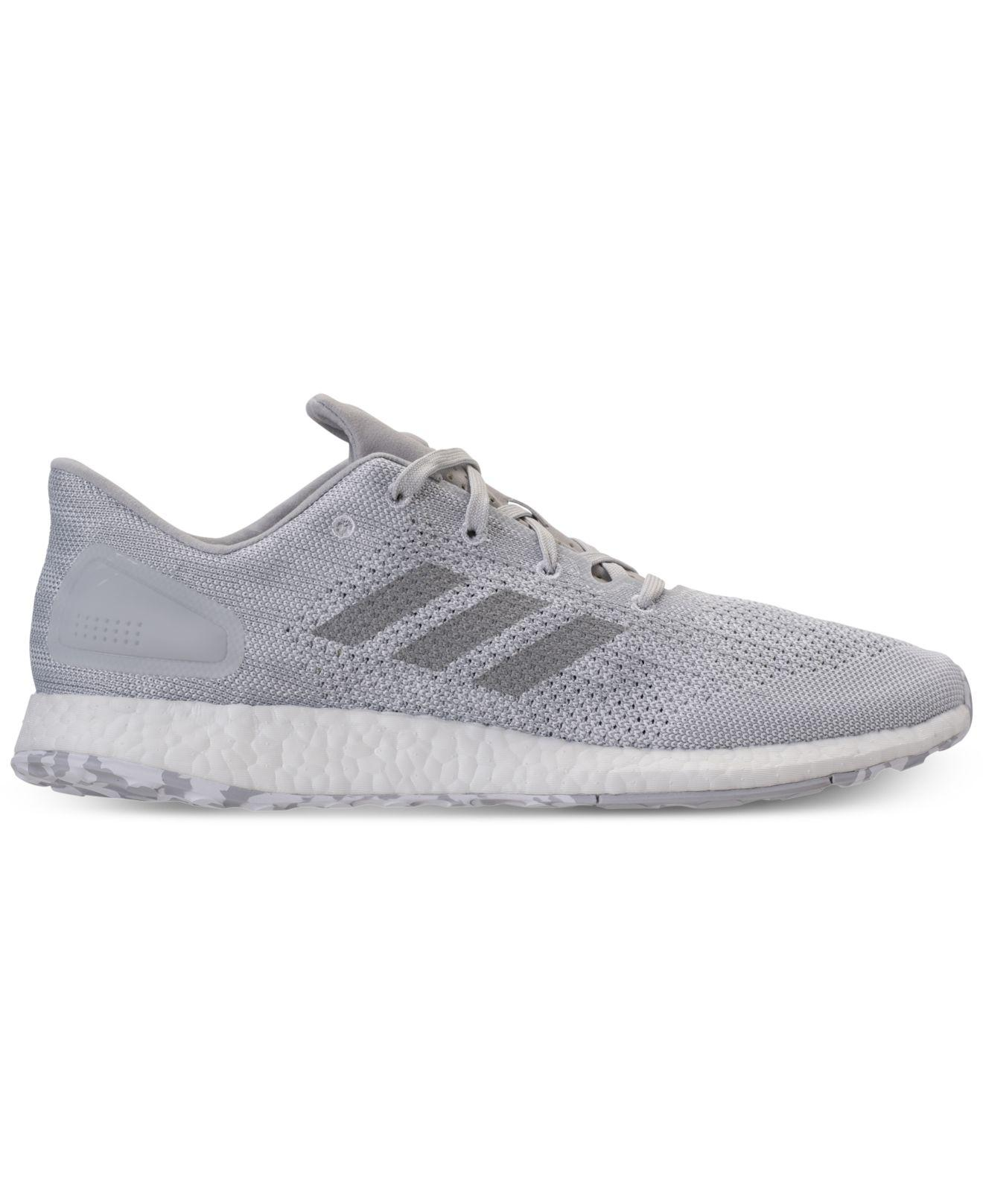 96b85665be376 Lyst - adidas Men s Pureboost Dpr Running Sneakers From Finish Line ...