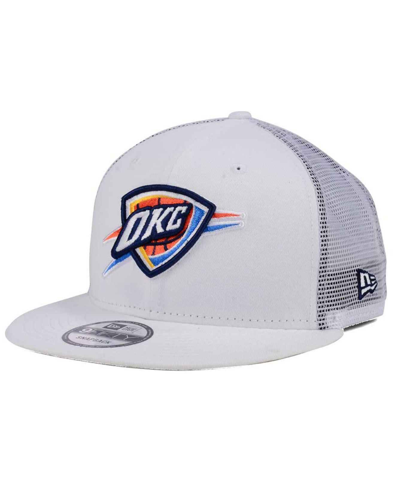 Lyst - Ktz Summer Time Mesh 9fifty Snapback Cap in White for Men 78284d11d33c
