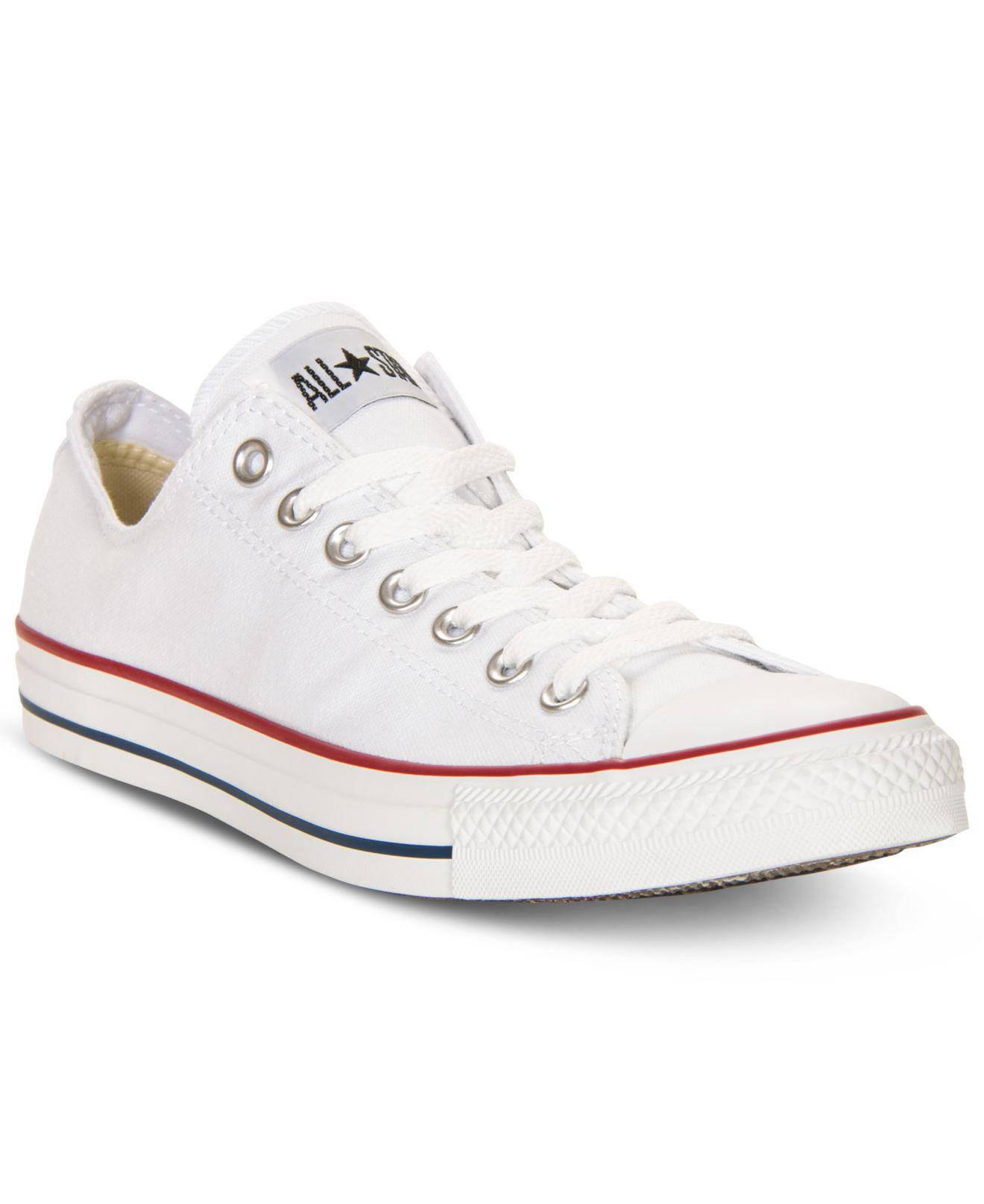 white mens shoes converse