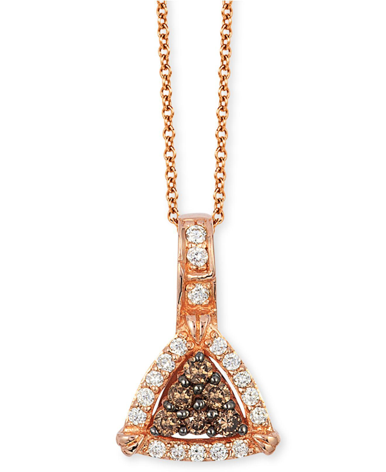 weight total with diamonds chocolate both is very price necklace pendant for levian style of chain approx each wave carat in gold the measure round that diameter this white diamond fine a img