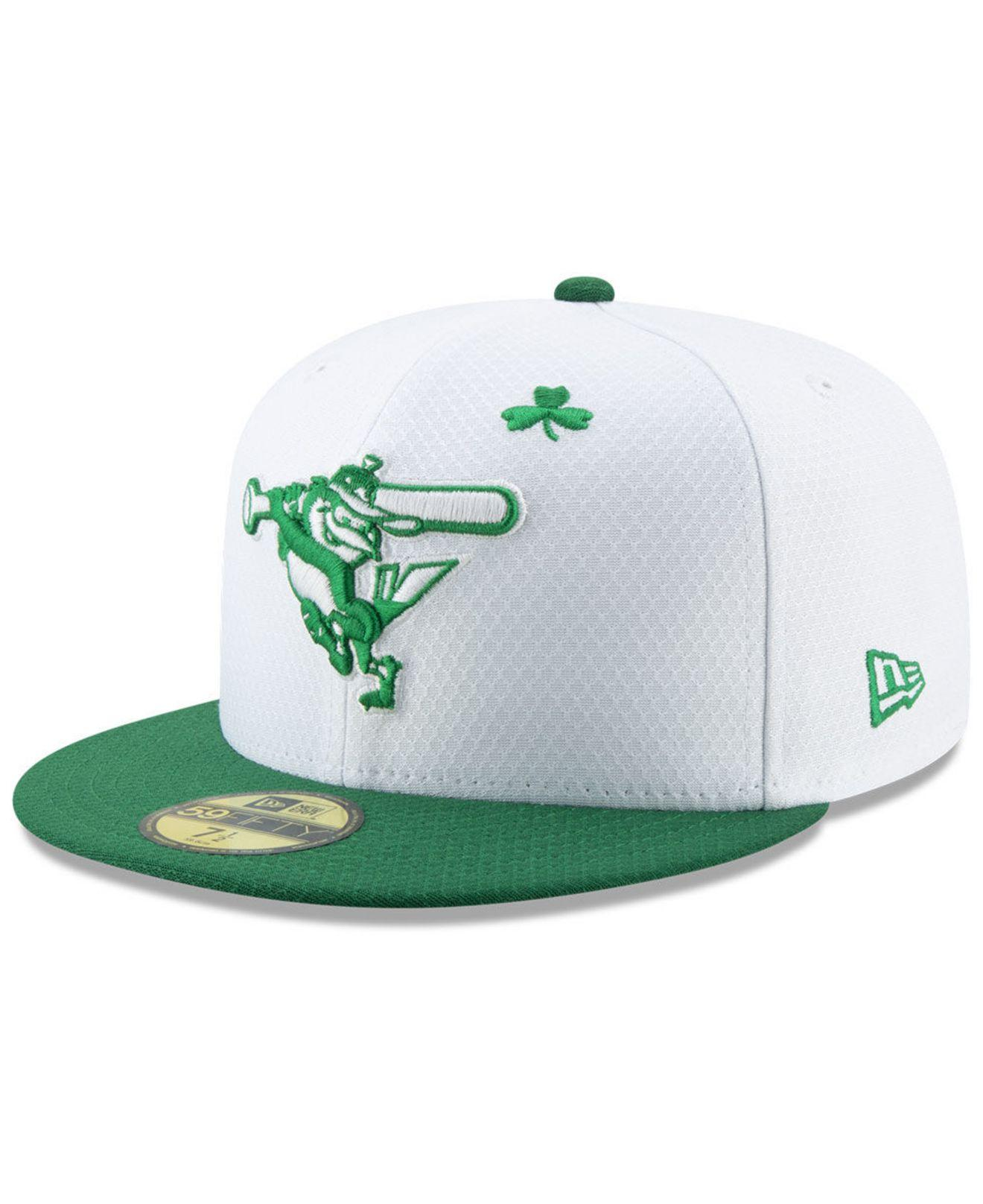 Lyst - KTZ Baltimore Orioles St. Pattys Day 59fifty-fitted Cap in ... 66469fc16ffe