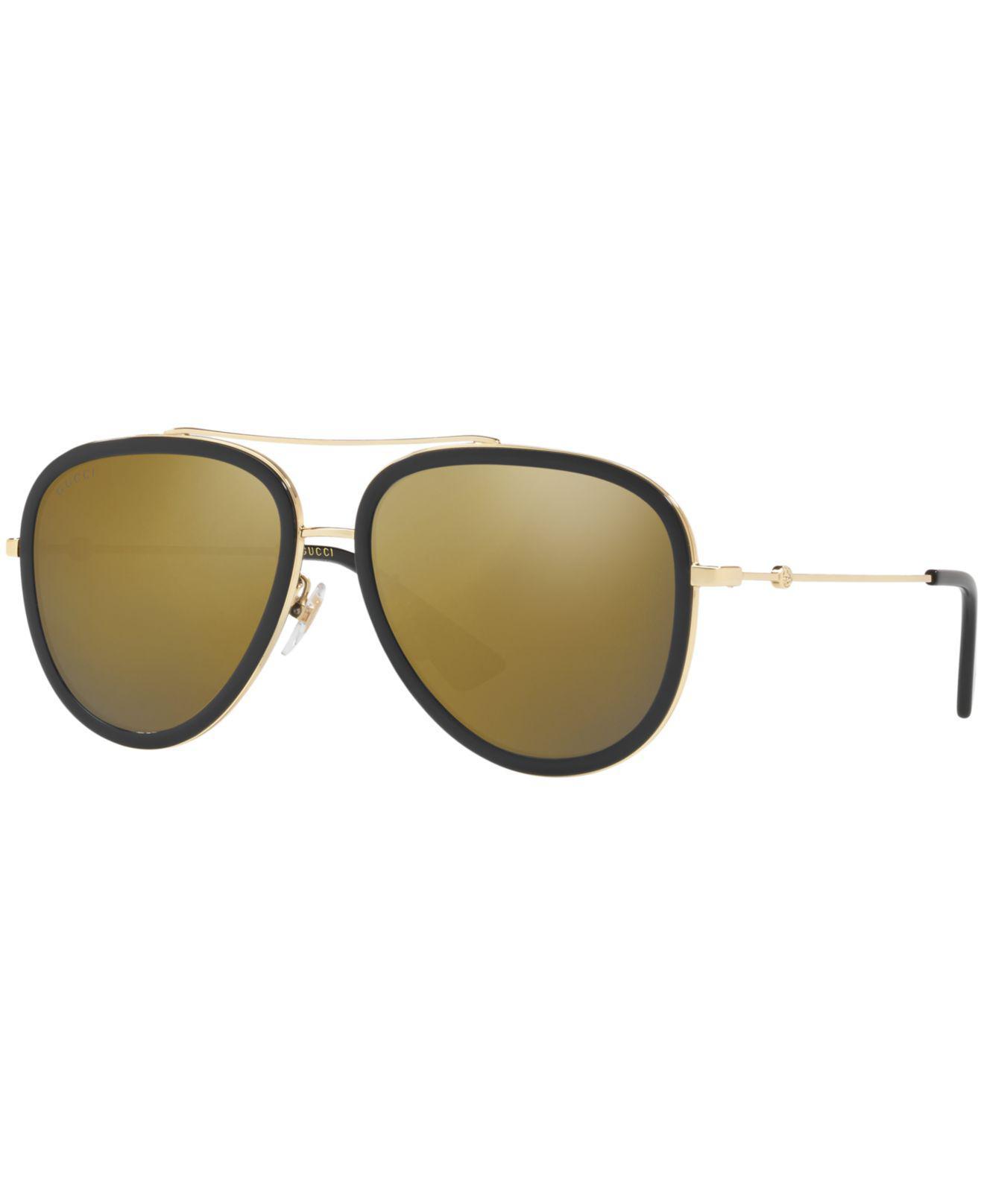 06b7c332c53 Gucci - Metallic Sunglasses