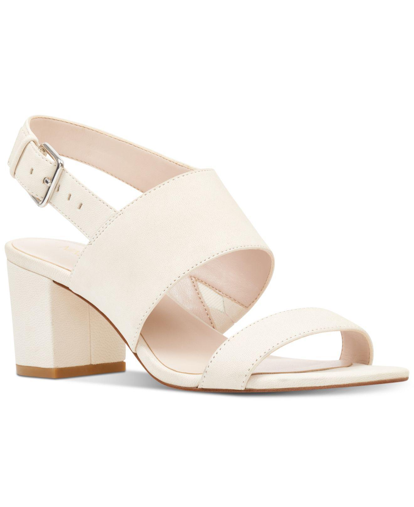 Nine West Women's Forli Asymmetrical Sandal bgwMC6S8K