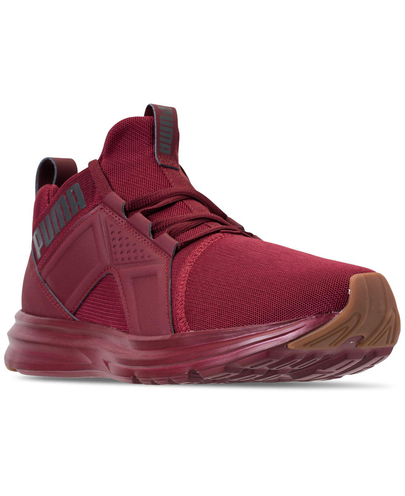 475f37487f63 Lyst - Puma Enzo Premium Mesh Casual Sneakers From Finish Line in ...