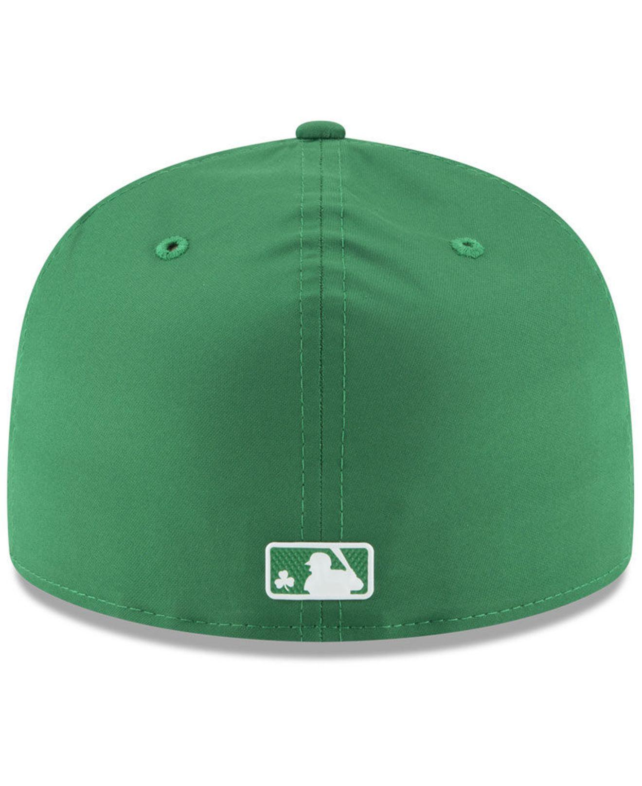 best sneakers 258d6 305f6 Lyst - KTZ New York Yankees St. Patty s Day Pro Light 59fifty Fitted ...