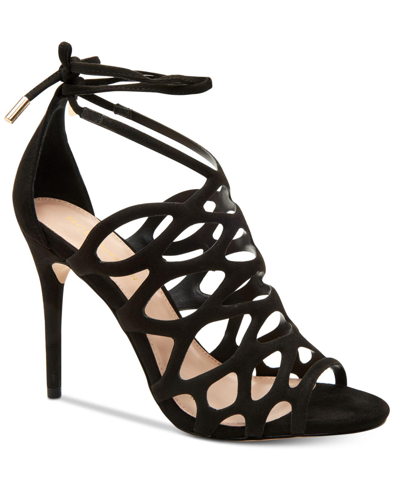 abf7ff15fb Lyst - BCBGeneration Joanna Dress Sandals in Black