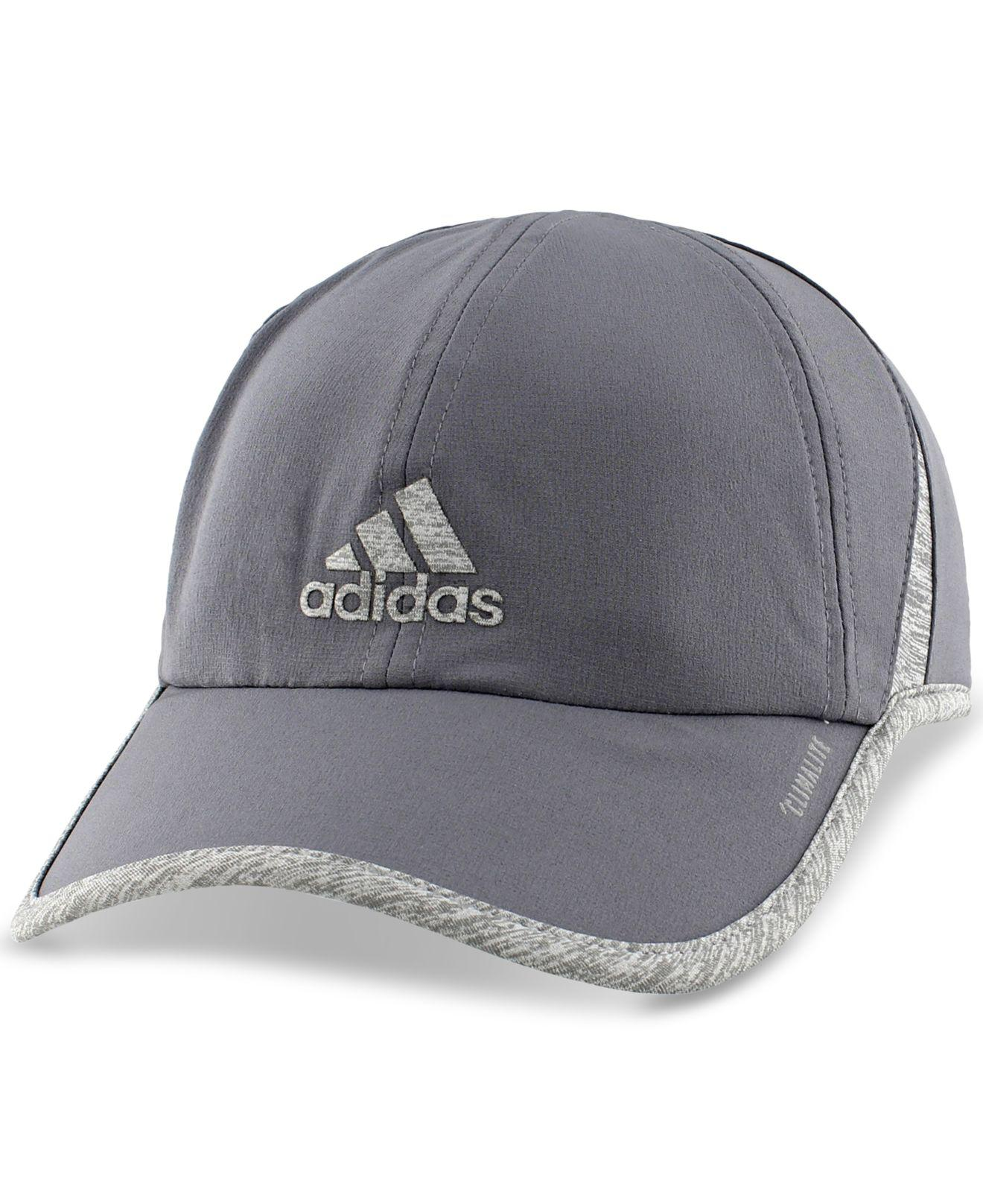 0b71216a1b6a Lyst - adidas Superlite Climalite® Cap in Gray for Men
