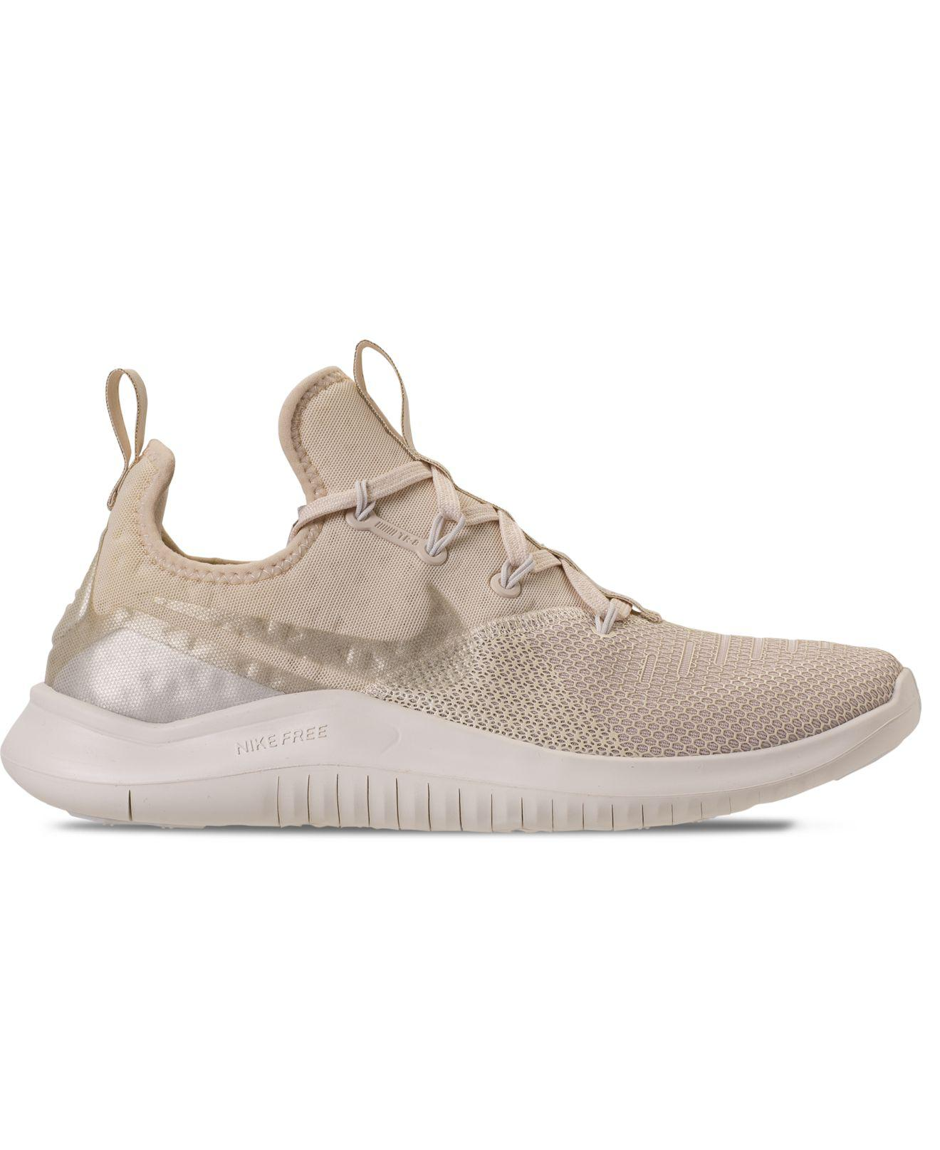 030cbe9da03b Lyst - Nike Free Tr 8 Chmp Training Sneakers From Finish Line in Natural