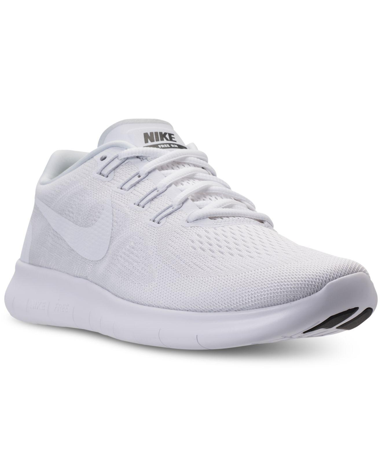 a63b08722499 Lyst - Nike Men s Free Run 2017 Running Sneakers From Finish Line in ...