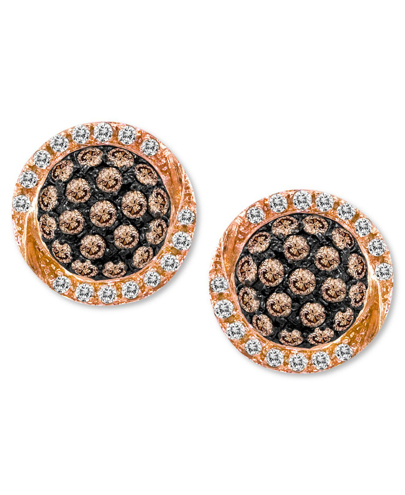 Gallery Previously Sold At Macy S Women Le Vian Diamonds Chocolate