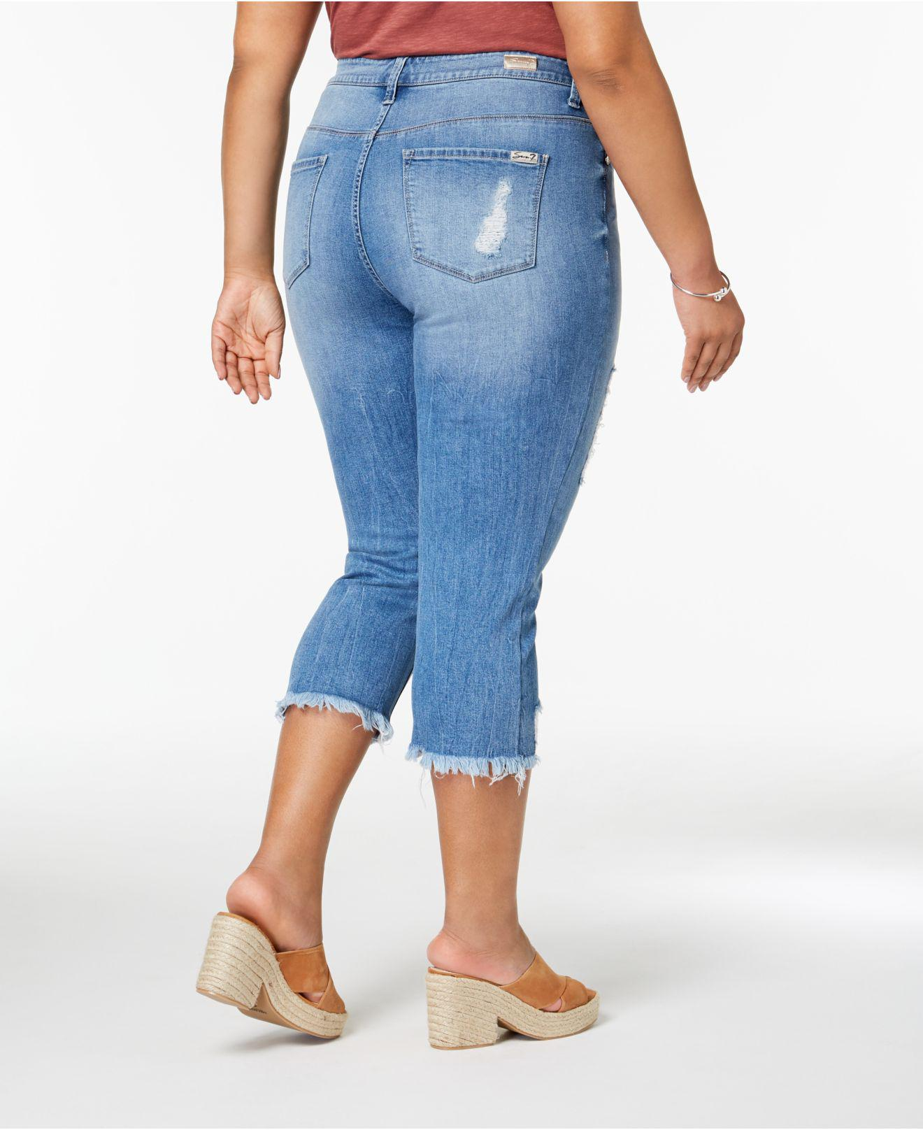 a356a669cc5ef Seven 7 Jeans Plus Size - Jeans Frenchafricana.Org 2018