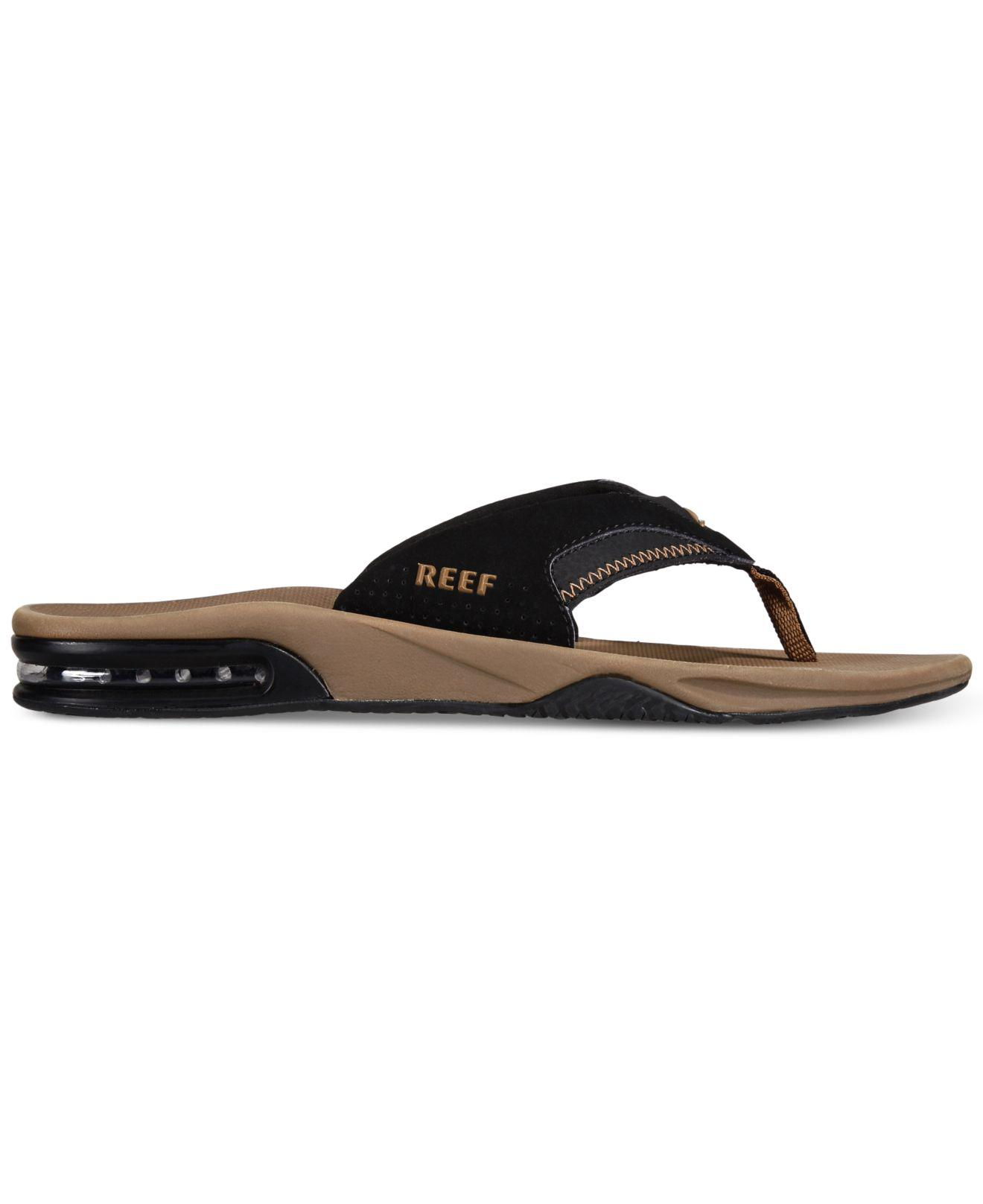 0cf763150c5 Lyst - Reef Fanning Thong Sandals With Bottle Opener in Brown