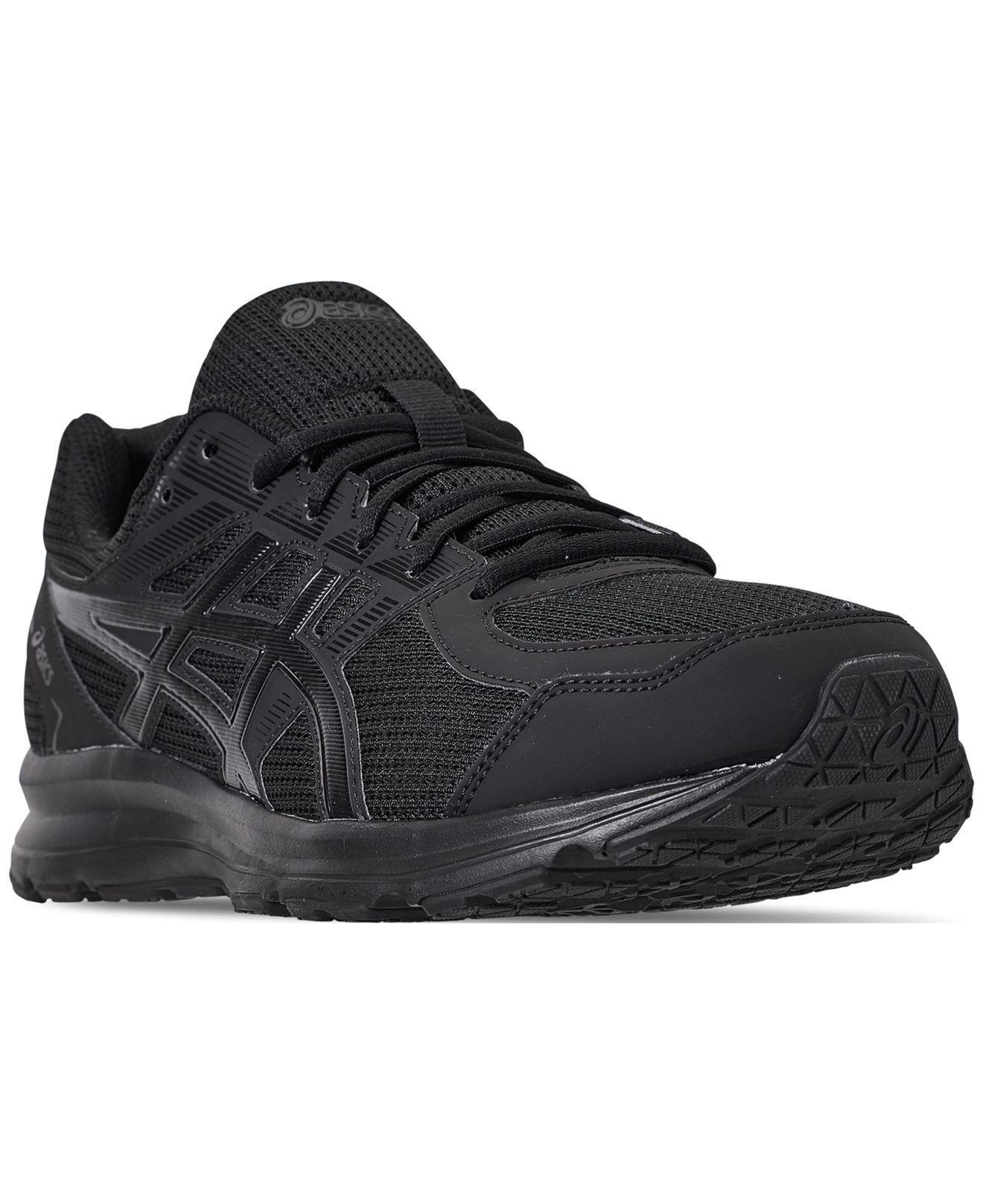 5c3b6bc30709 Lyst - Asics Men s Jolt Running Sneakers From Finish Line in Black ...