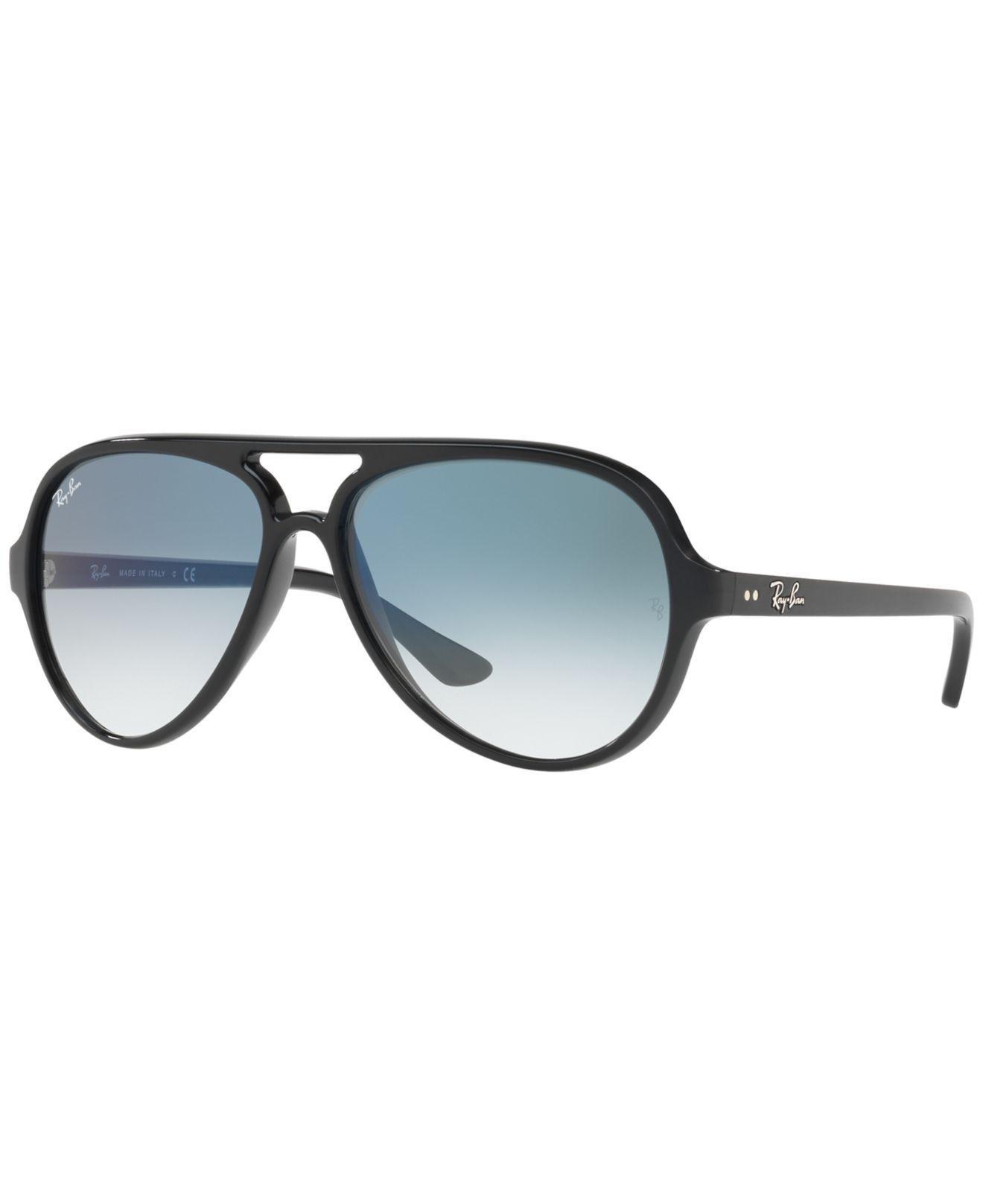 80f18a32c2f Lyst - Ray-Ban Cats 5000 Sunglasses