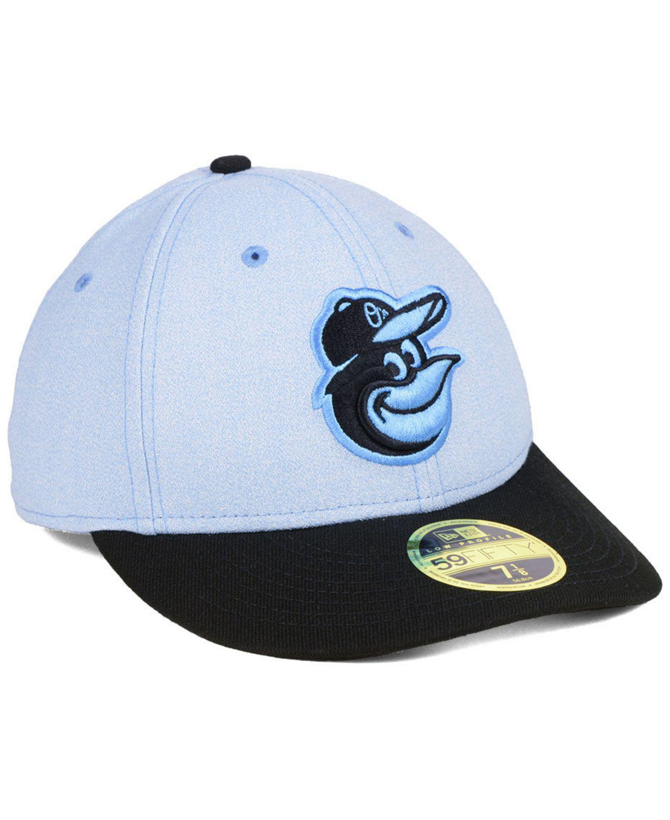new product 7137d 5fb6c Lyst - KTZ Baltimore Orioles Father s Day Low Profile 59fifty Cap in ...