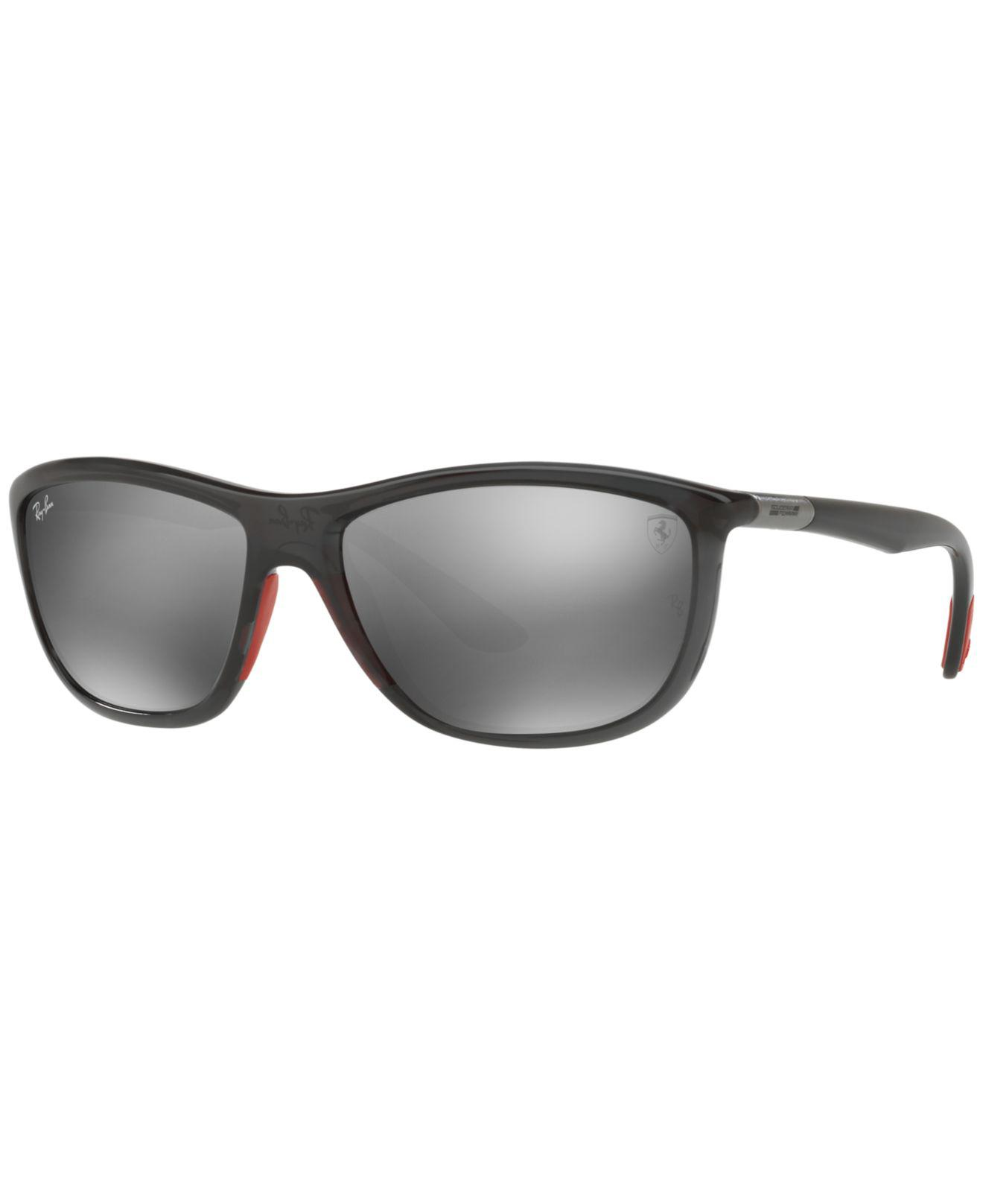 1bdbf3d1cf Ray-Ban. Men s Gray Sunglasses