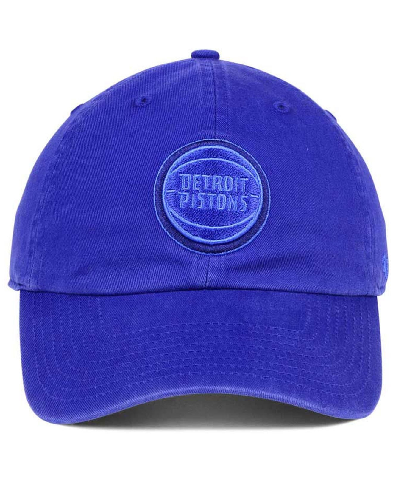innovative design 0808b fd3ad ... cheap lyst 47 brand triple rush clean up cap in blue for men 5ff8d 56cc8