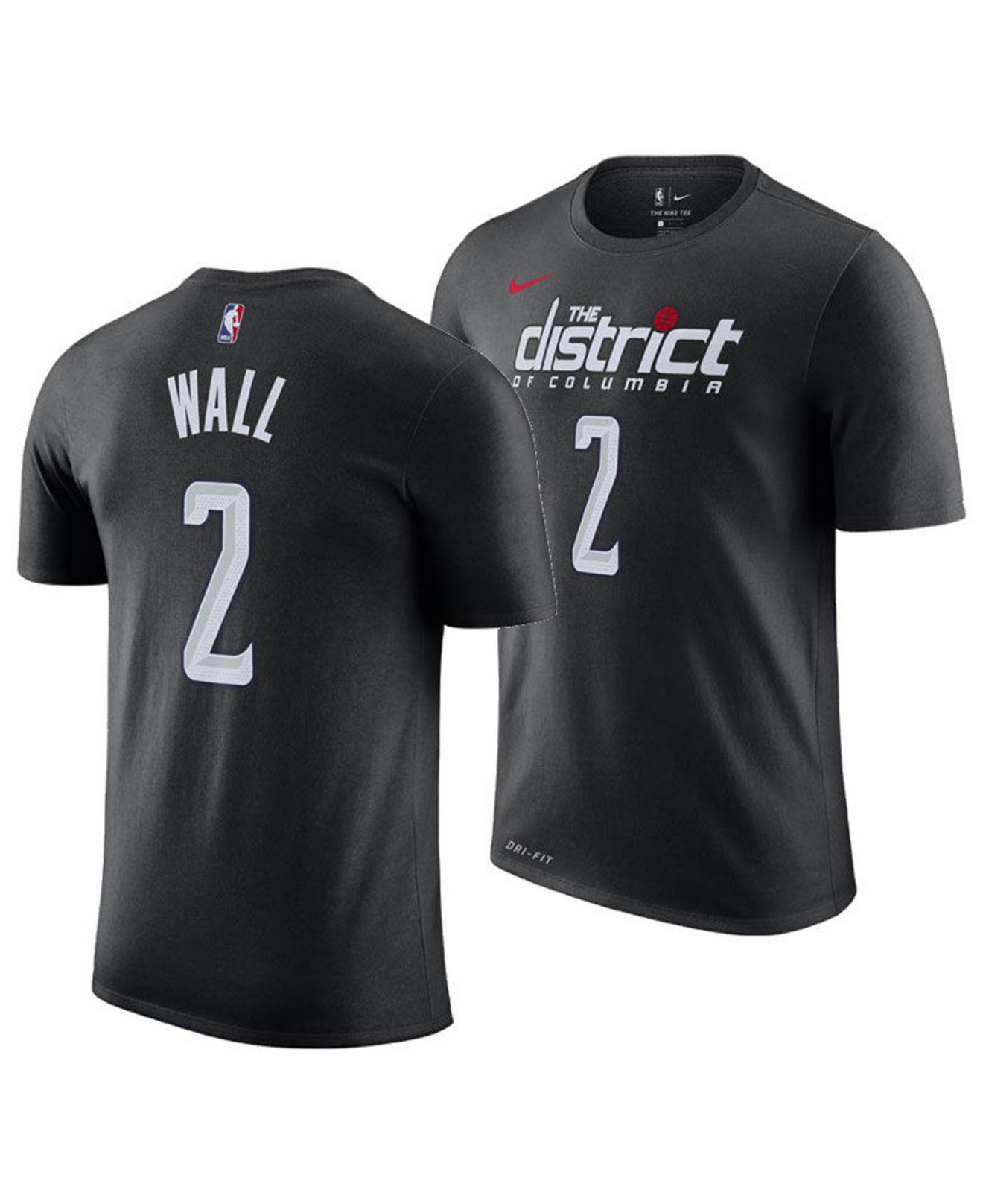 Lyst - Nike John Wall Washington Wizards City Player T-shirt 2018 in ... 8a24d21f0