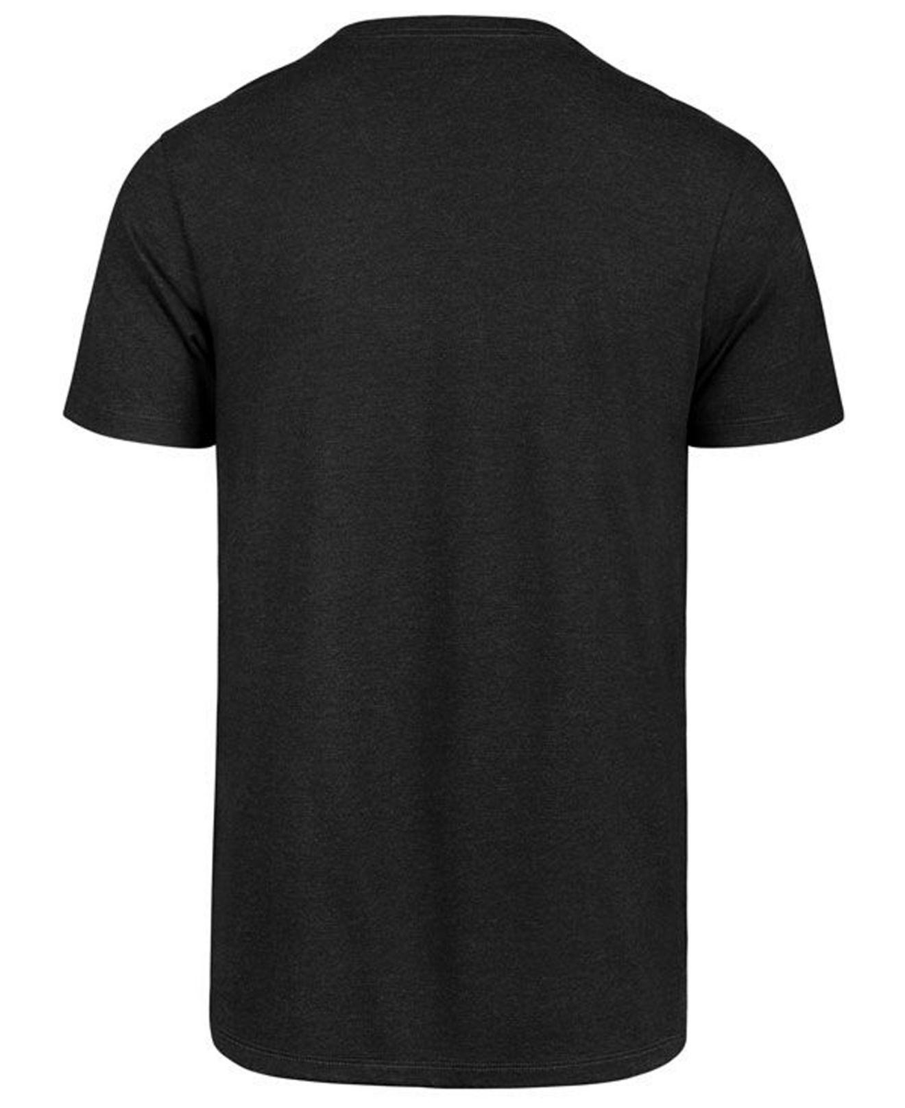 4673aa0e4 Lyst - 47 Brand Pittsburgh Pirates Spangled Banner Club T-shirt in Black  for Men