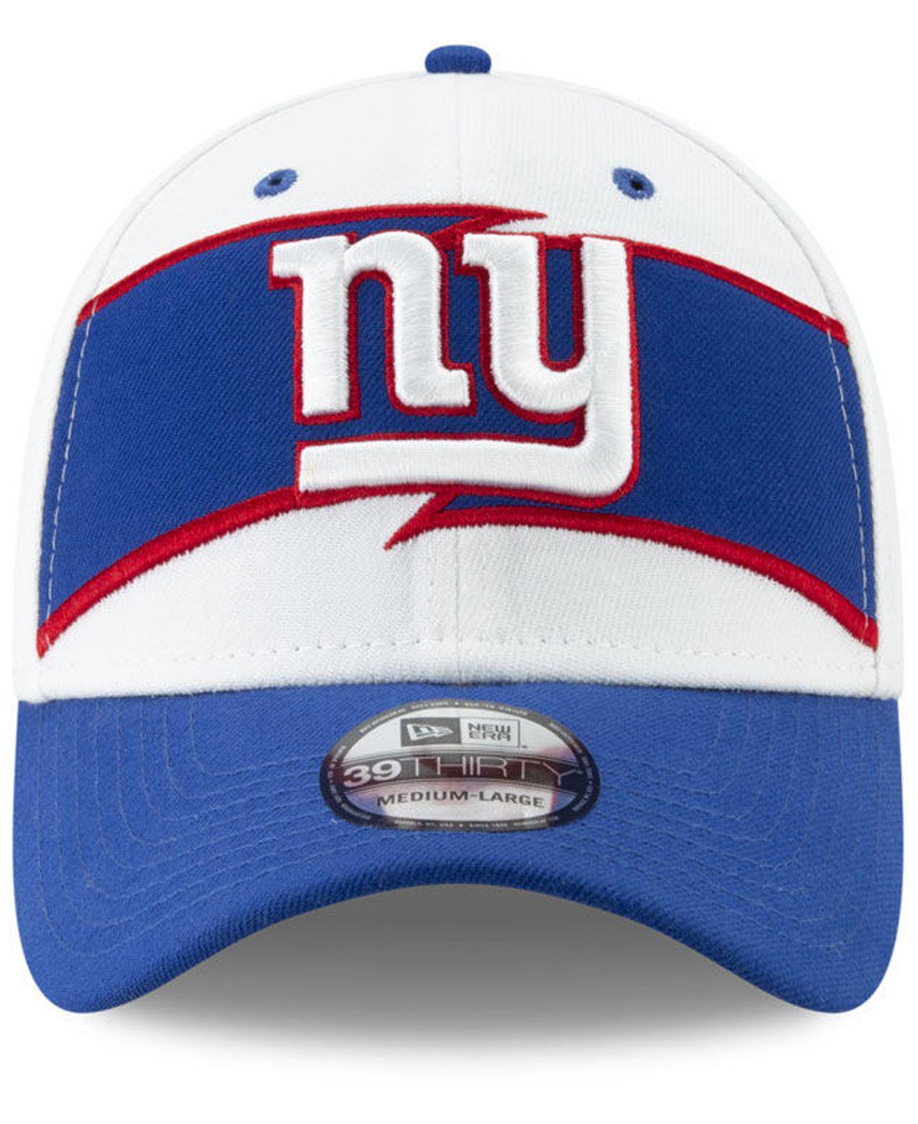 Lyst - Ktz New York Giants Thanksgiving 39thirty Cap in Blue for Men 0483ae8cb