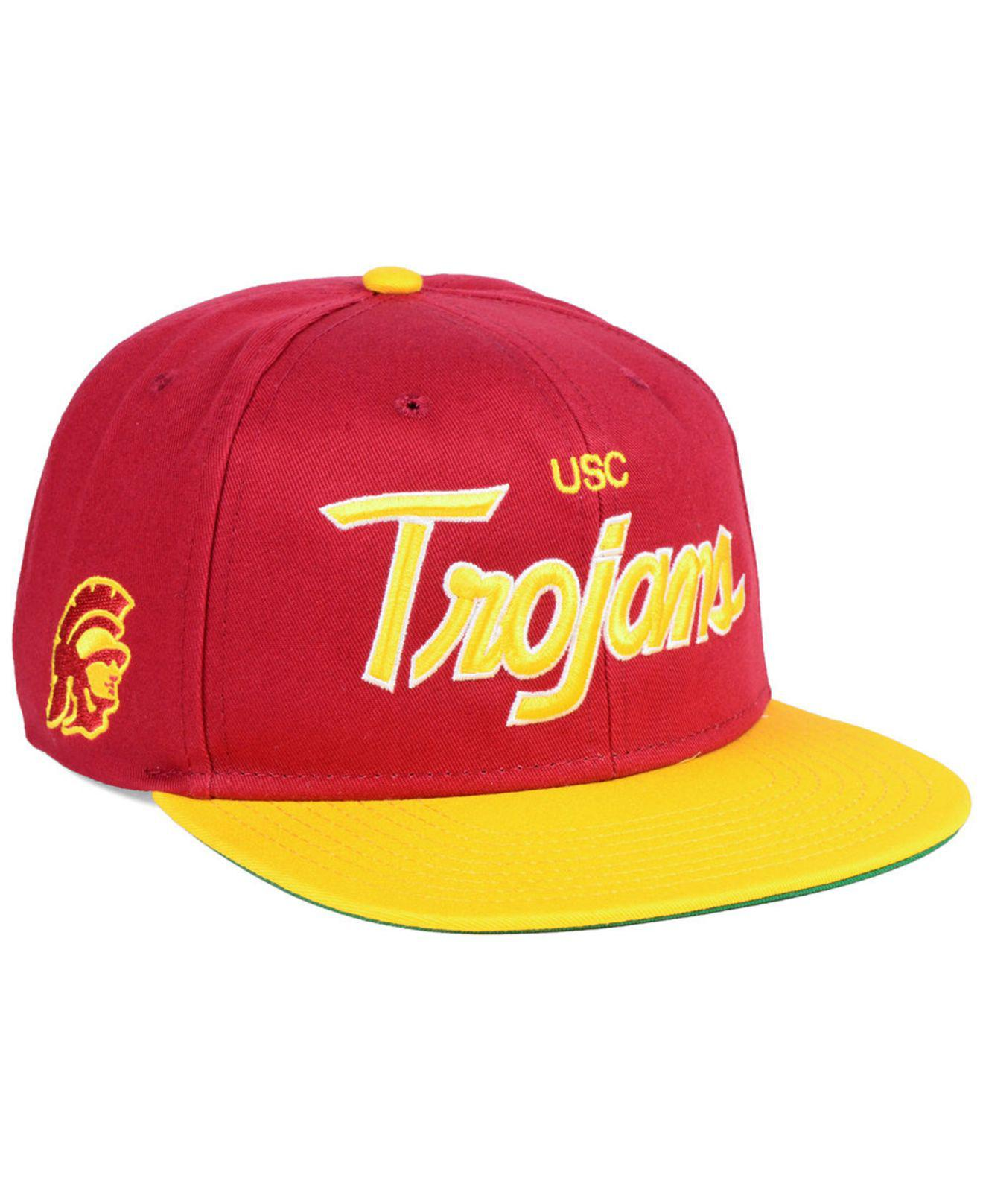 brand new 666c1 05be8 ... coupon for nike. mens red usc trojans sport specialties snapback cap  42774 fd442