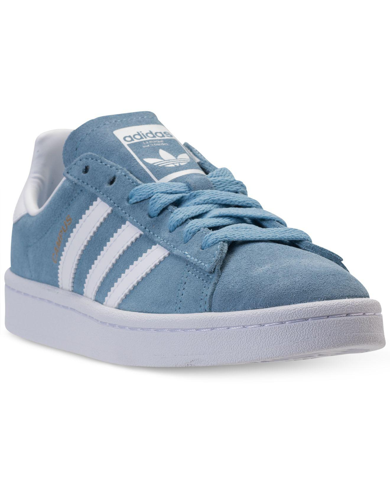 san francisco eb815 6fd54 Lyst - adidas Mens Campus Adicolor Casual Sneakers From Fini