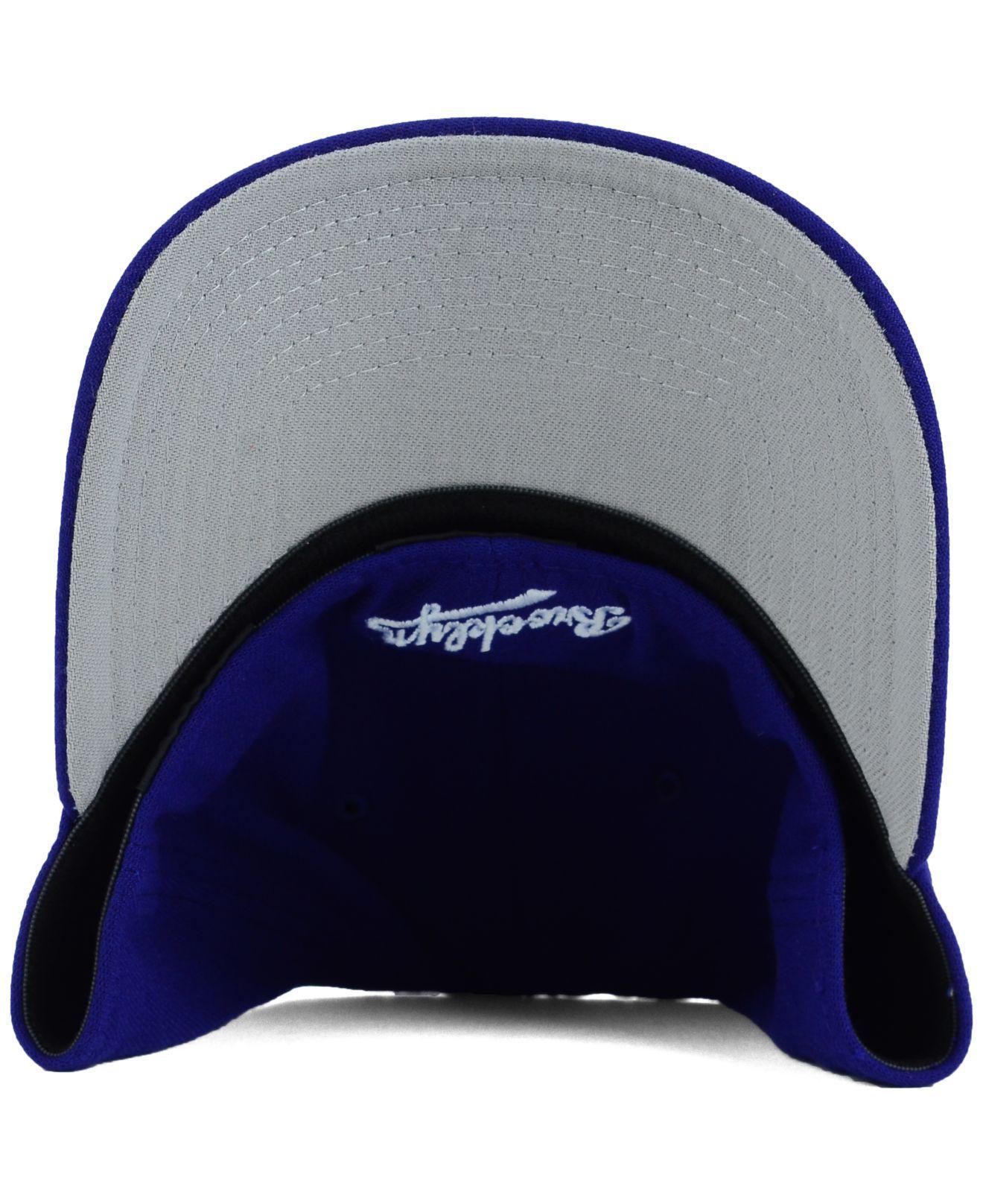 Lyst - KTZ Brooklyn Dodgers Core Classic 39thirty Cap in Blue for Men 61aad0540283