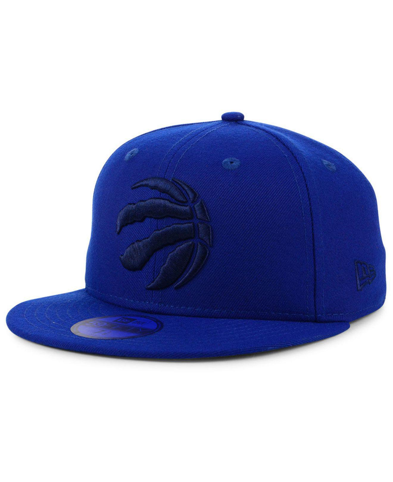 huge selection of 62926 88aa4 ... cheapest ktz. mens blue toronto raptors color prism pack 59fifty fitted  cap acd68 1c2b3