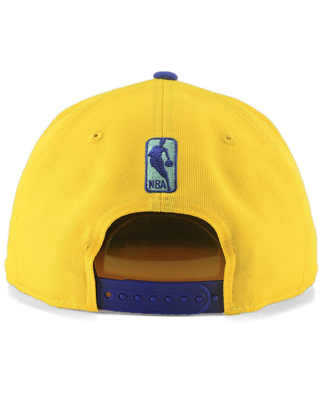 online retailer 19baa 59afe ... release date golden state warriors light city combo 9fifty snapback cap  for men lyst. view