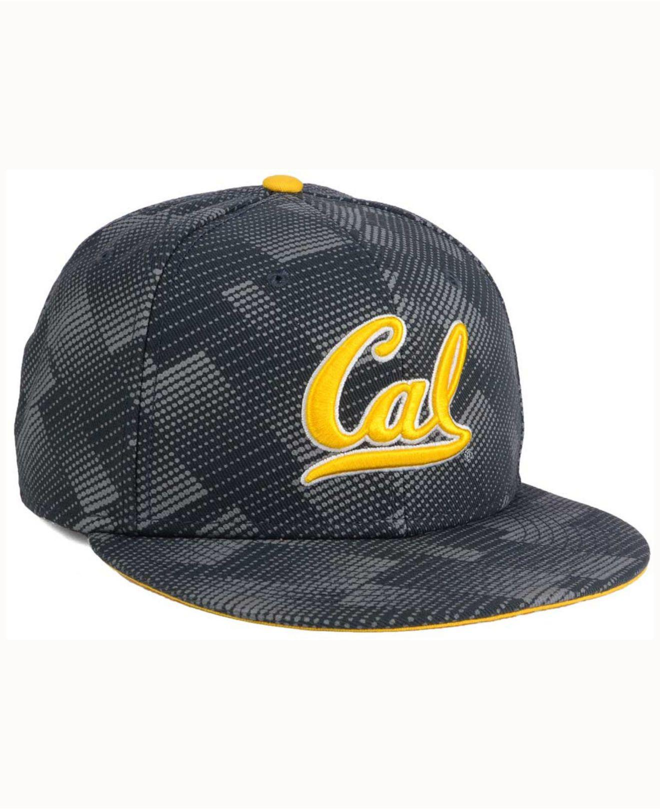 outlet store 38c74 5128f ... hot nike multicolor california golden bears anthracite snapback cap for  men lyst. view fullscreen 523cd
