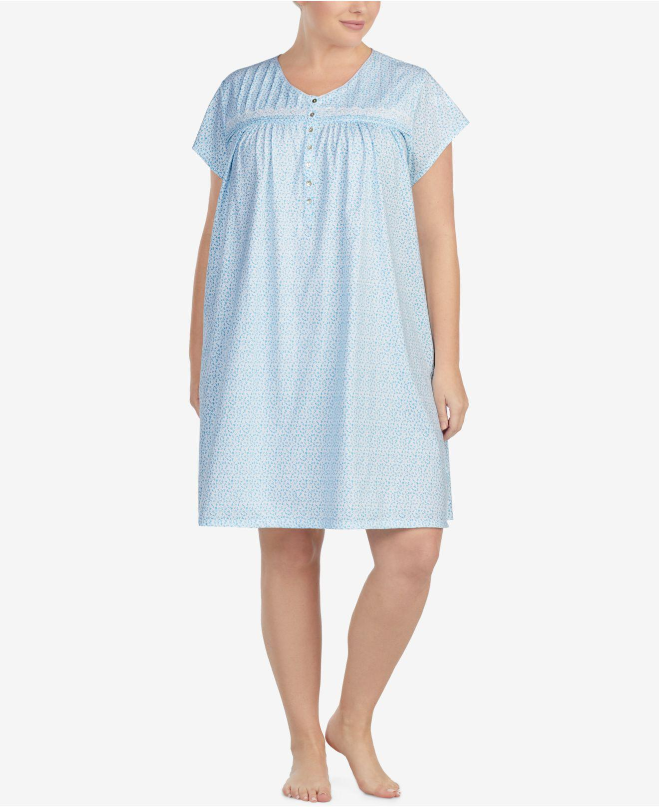 Cotton, Nightgowns Pajamas & Robes: inerloadsr5s.gq - Your Online Pajamas & Robes Store! Get 5% in rewards with Club O! Coupon Activated! Skip to main content FREE Shipping & Easy Returns* Search. La Cera Women's Multicolor Cat Print Button Front Night Gown. 4 Reviews.