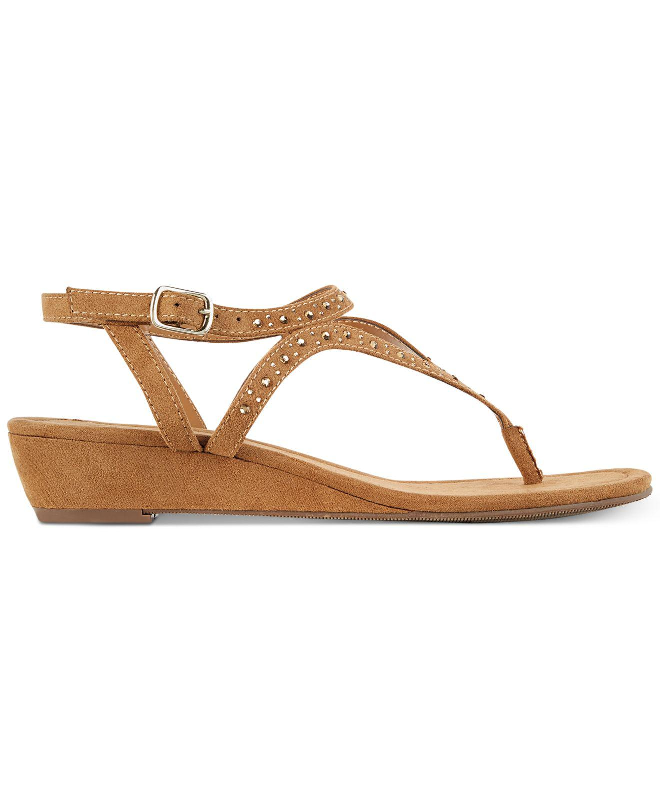 9aa8f62ef36 Style Co Mulan Wedge Sandals - Biyo-Geka.Org Photo Style