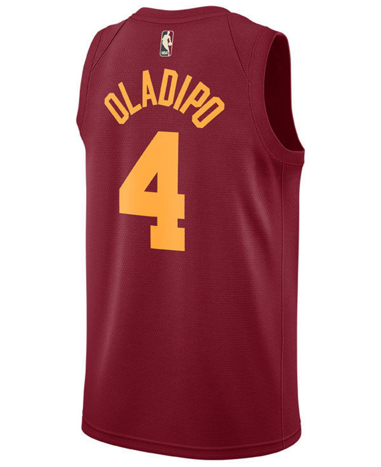 6f6aed410 ireland victor oladipo indiana pacers nike icon edition swingman jersey  9d2f3 ed868