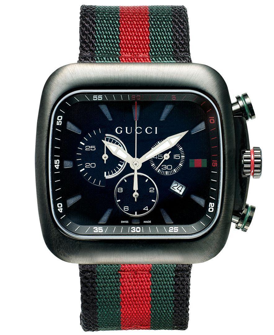 76c1a1bd0c4 Lyst - Gucci Watch
