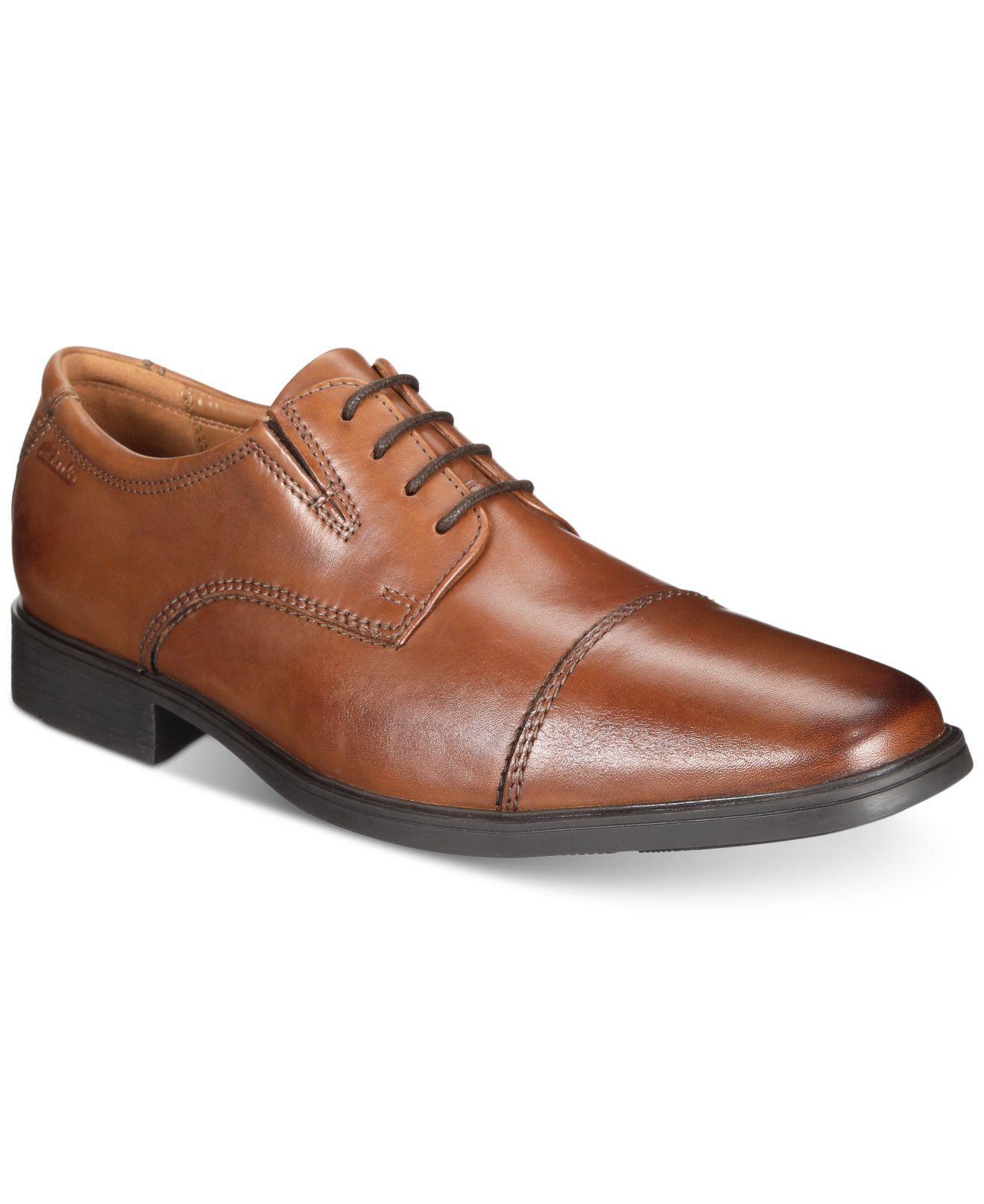 Macys Men Shoes Brown Clarks