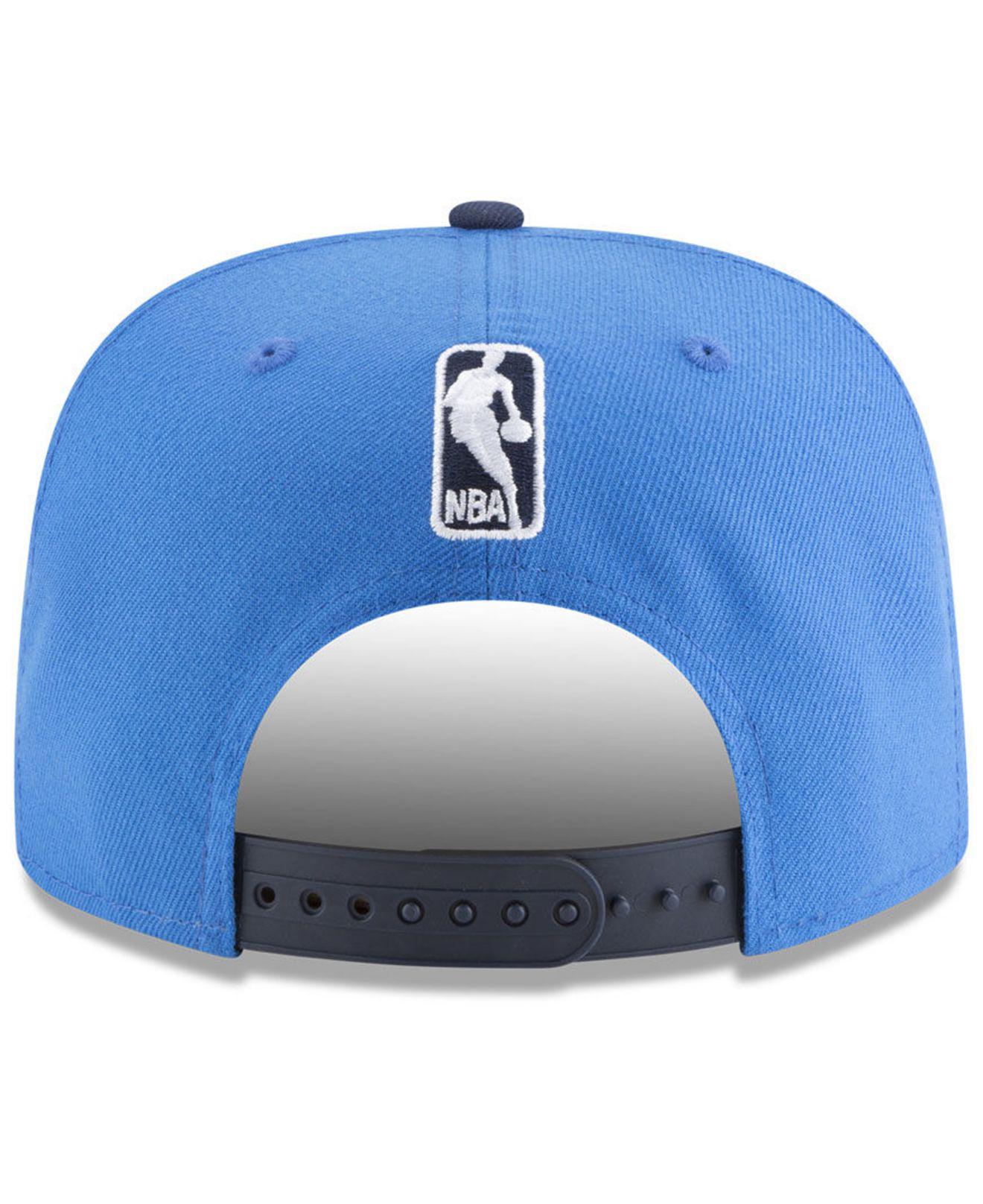 wholesale dealer 48cef f0df3 shop oklahoma city thunder retro tail 9fifty snapback cap for men lyst.  view fullscreen 648aa