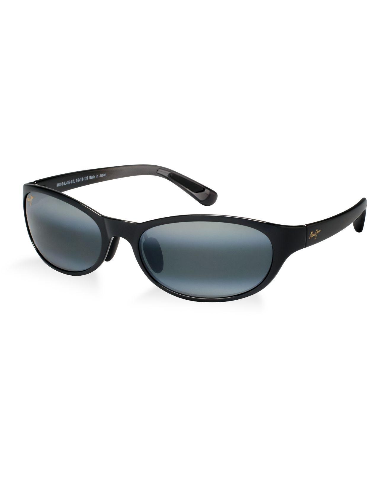 10f3b75daa3 Maui Jim. Women s Black Sunglasses