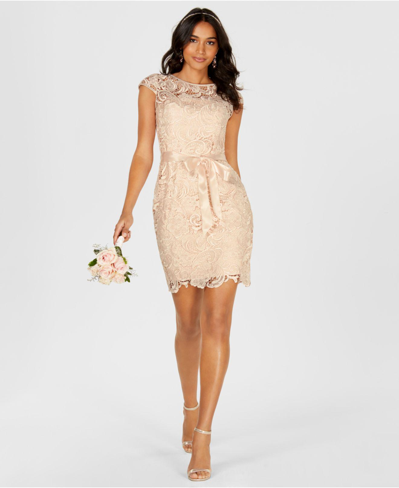 d277f8e82a60 Gallery. Previously sold at: Macy's · Women's Adrianna Papell Lace Dress  Women's Adrianna Papell Sheath ...