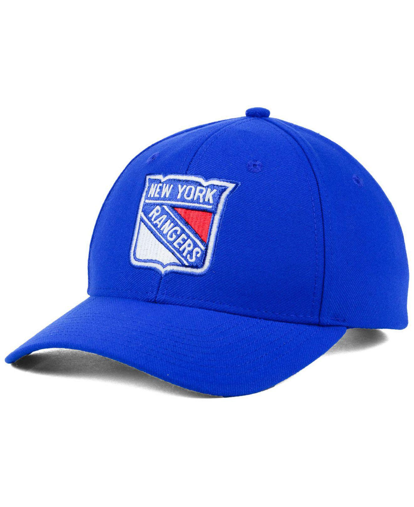 1ee6afd609e Lyst - adidas Core Basic Adjustable Snapback Cap in Blue for Men