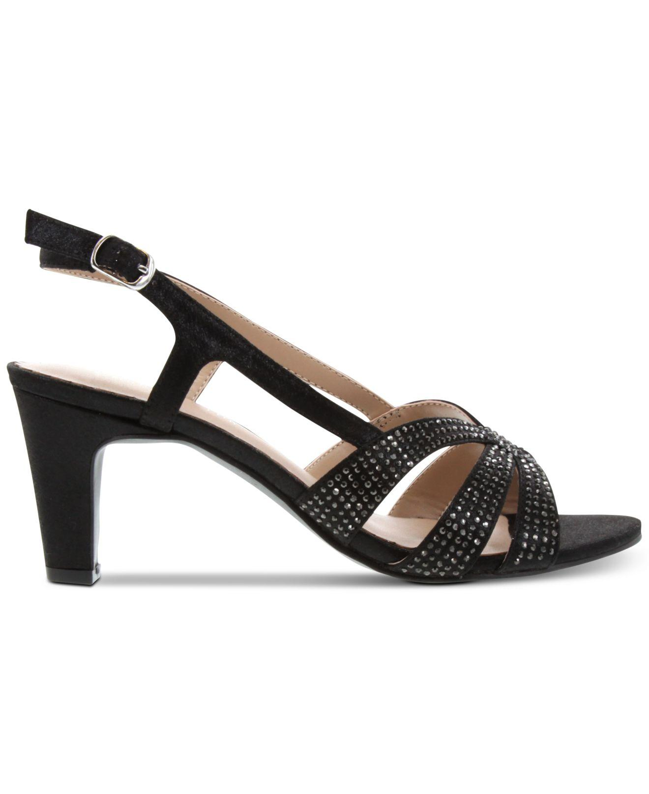 727764c580f9 Lyst - Charter Club Delilaa Embellished Sandals