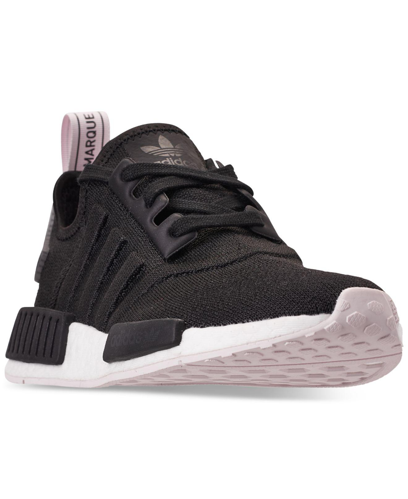 cafe2f7a4f7036 Lyst - adidas Nmd R1 Casual Sneakers From Finish Line in Black