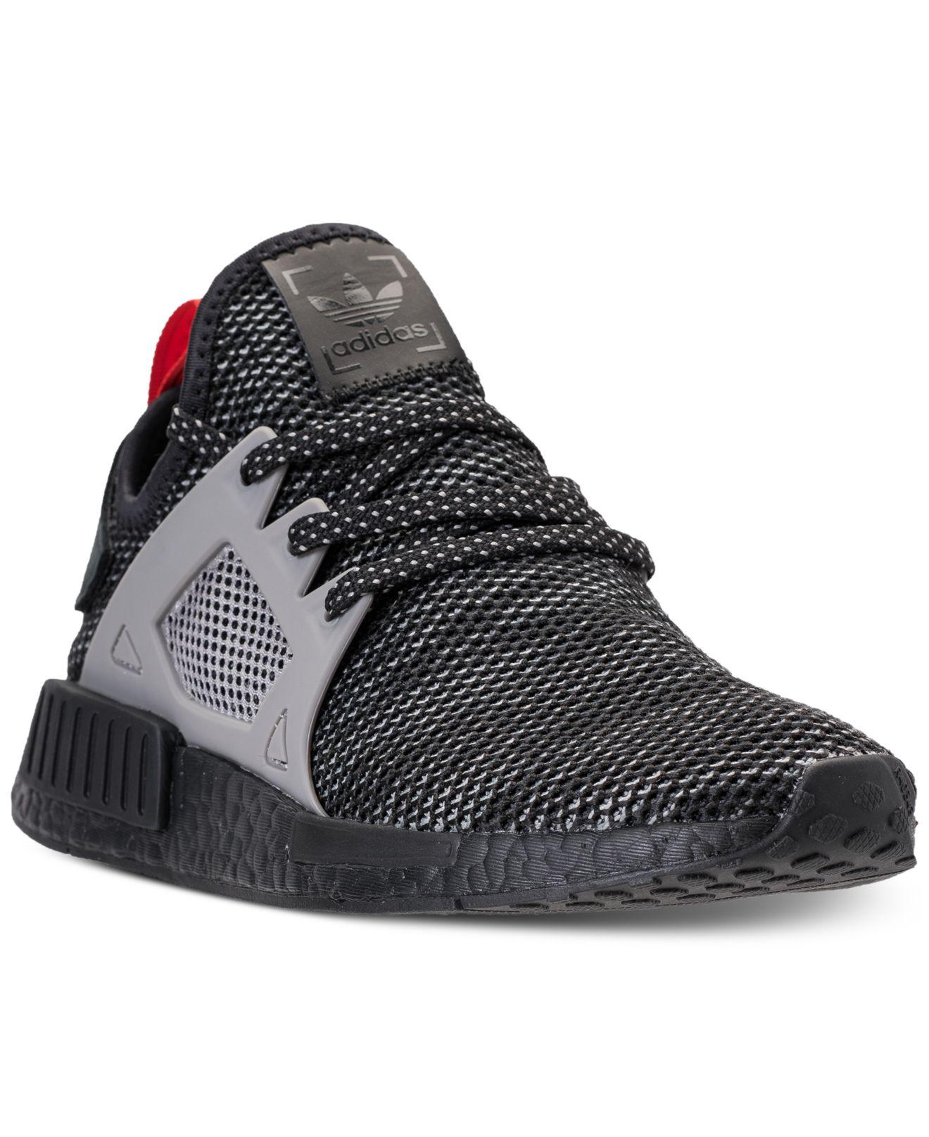 4dd6c917c44b2 adidas Men's Nmd Runner Xr1 Casual Sneakers From Finish Line in ...